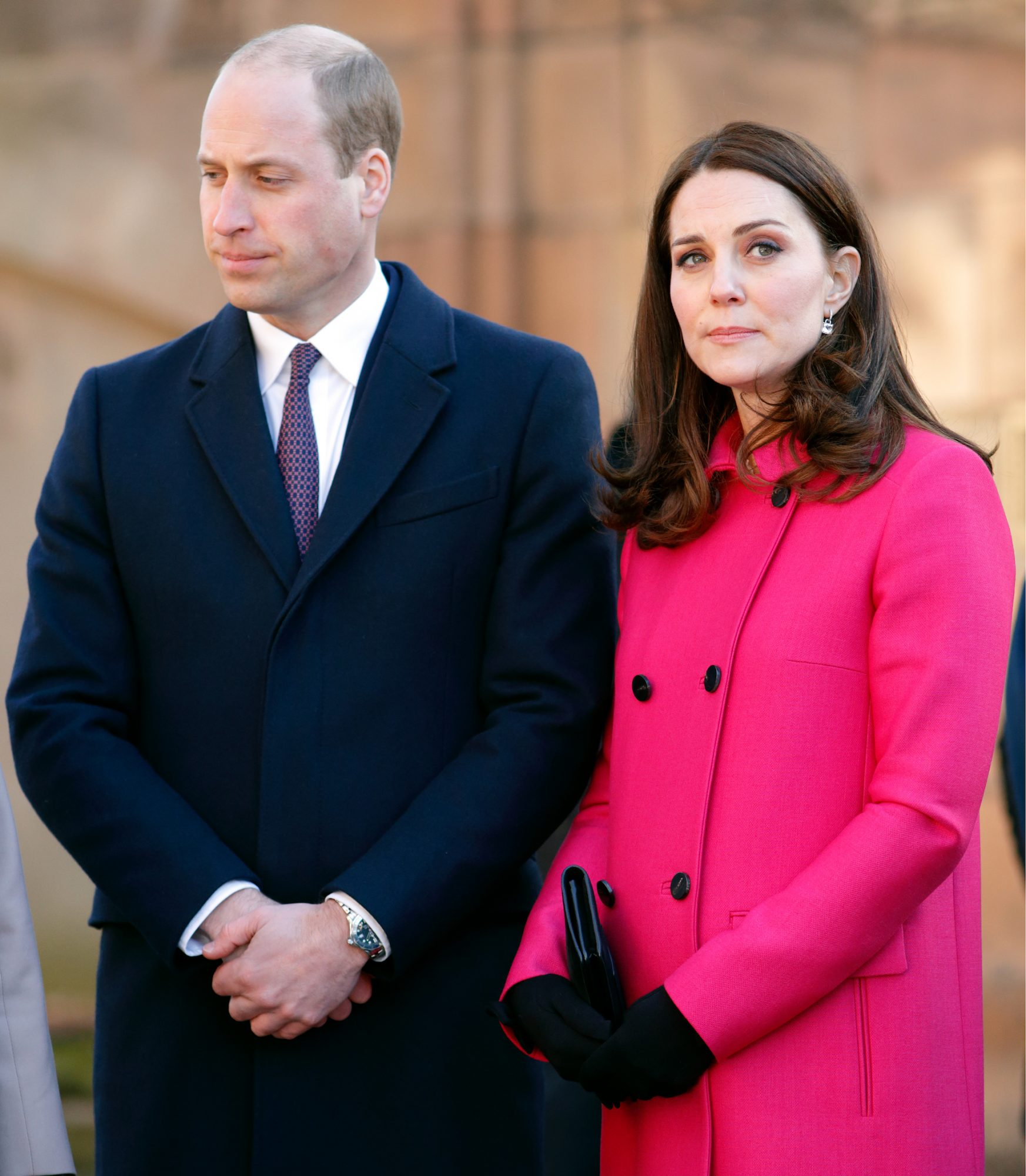 Will and Kate lead