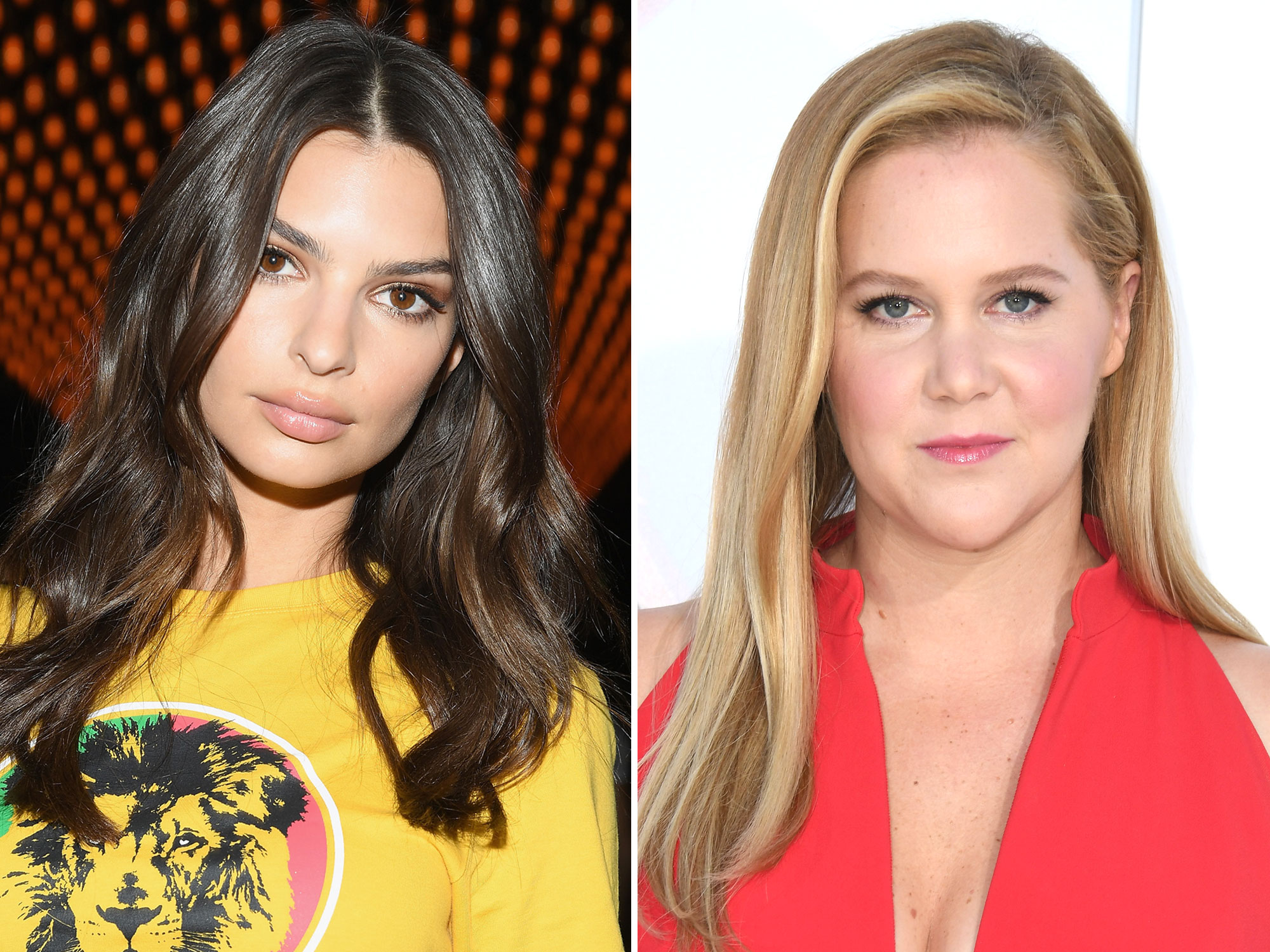 Emily Ratajkowski and Amy Schumer Were Detained at a Kavanaugh Protest