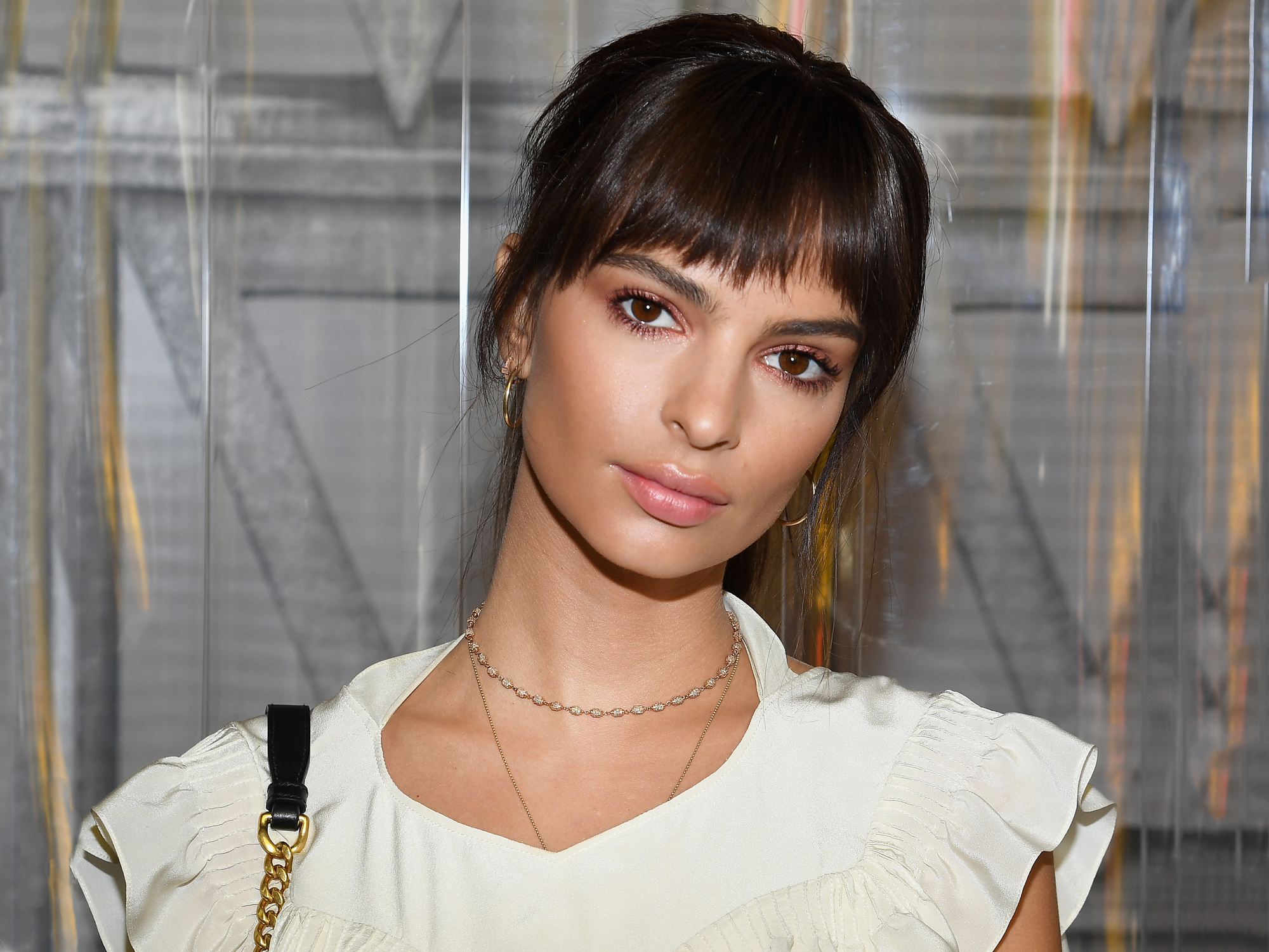 Emily Ratajkowski Says She Was Sexualized at Age 12