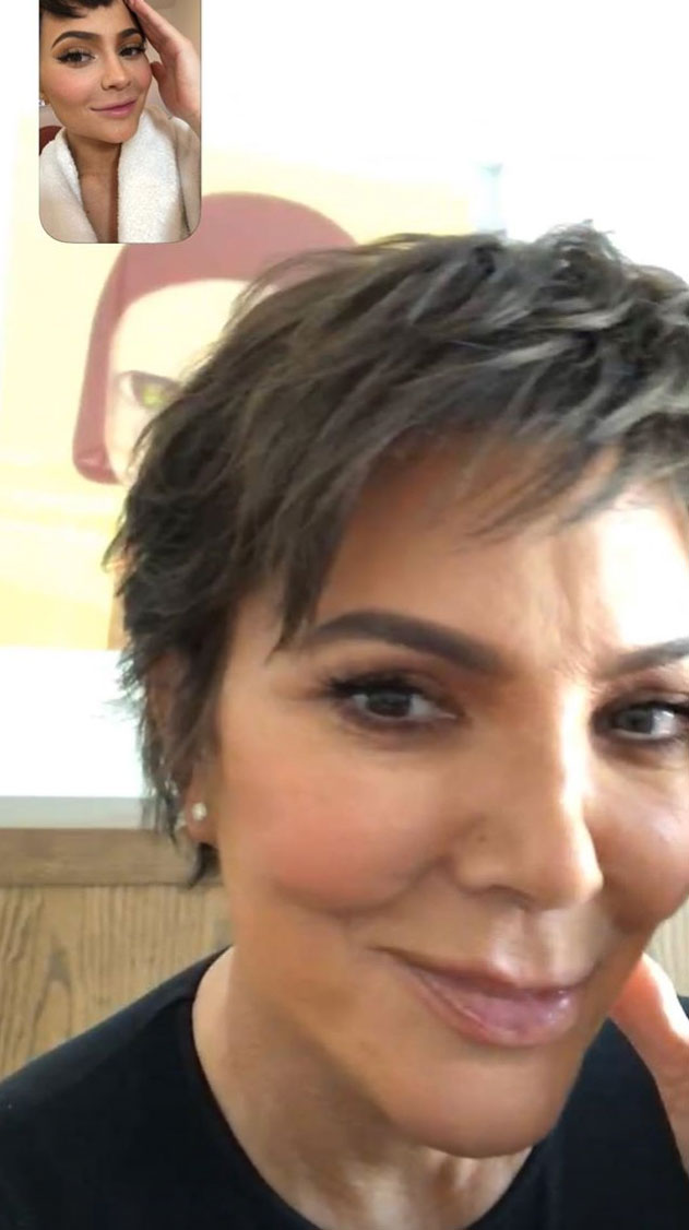 Kylie Jenner Pixie - Embed - 2