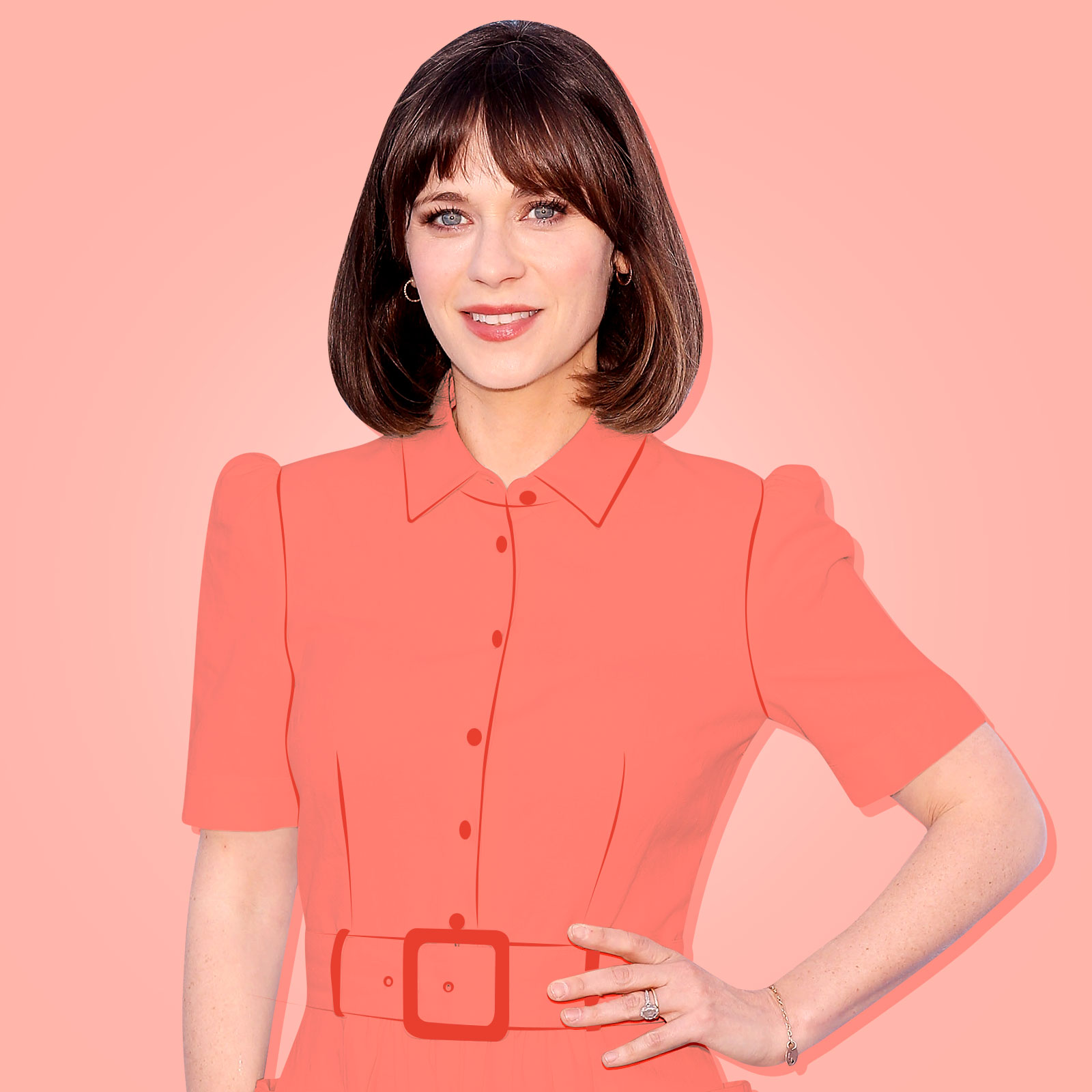 Here's Why You Haven't Seen Zooey Deschanel Onscreen in a While