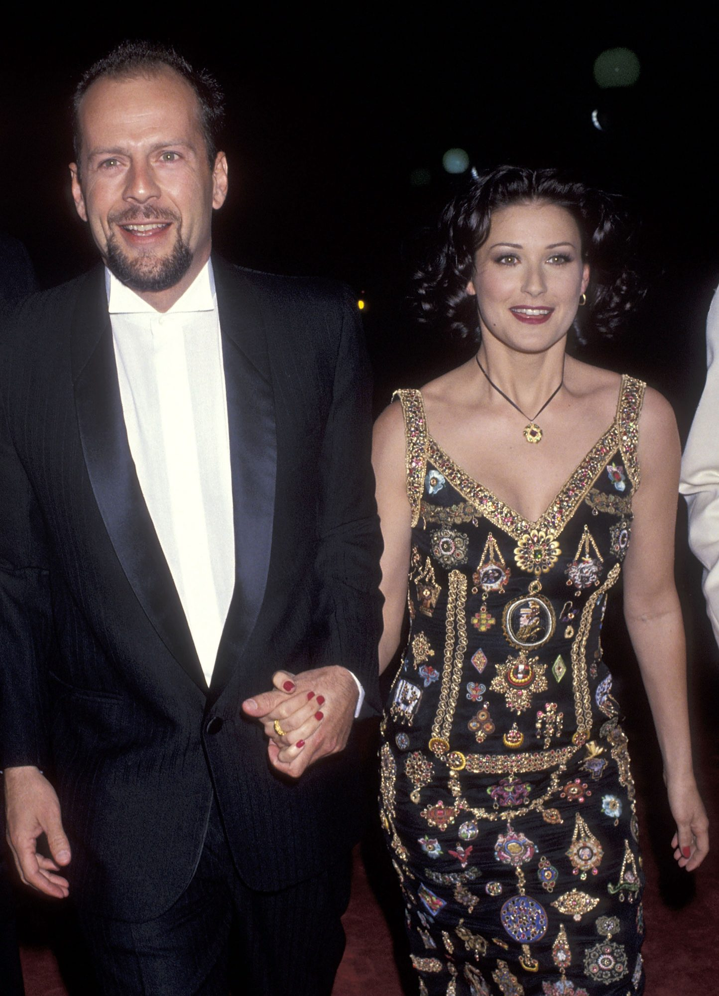 Remember When Demi Moore Went Barefoot to the People's Choice Awards?