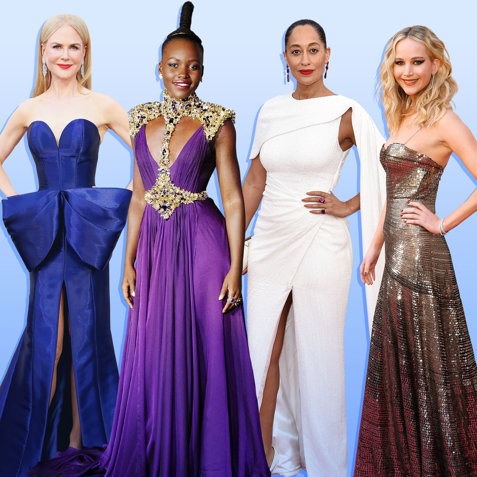 <em>InStyle</em>'s 2018 Style 100: The Year's Buzziest Dresses, Trends, and Badass Women