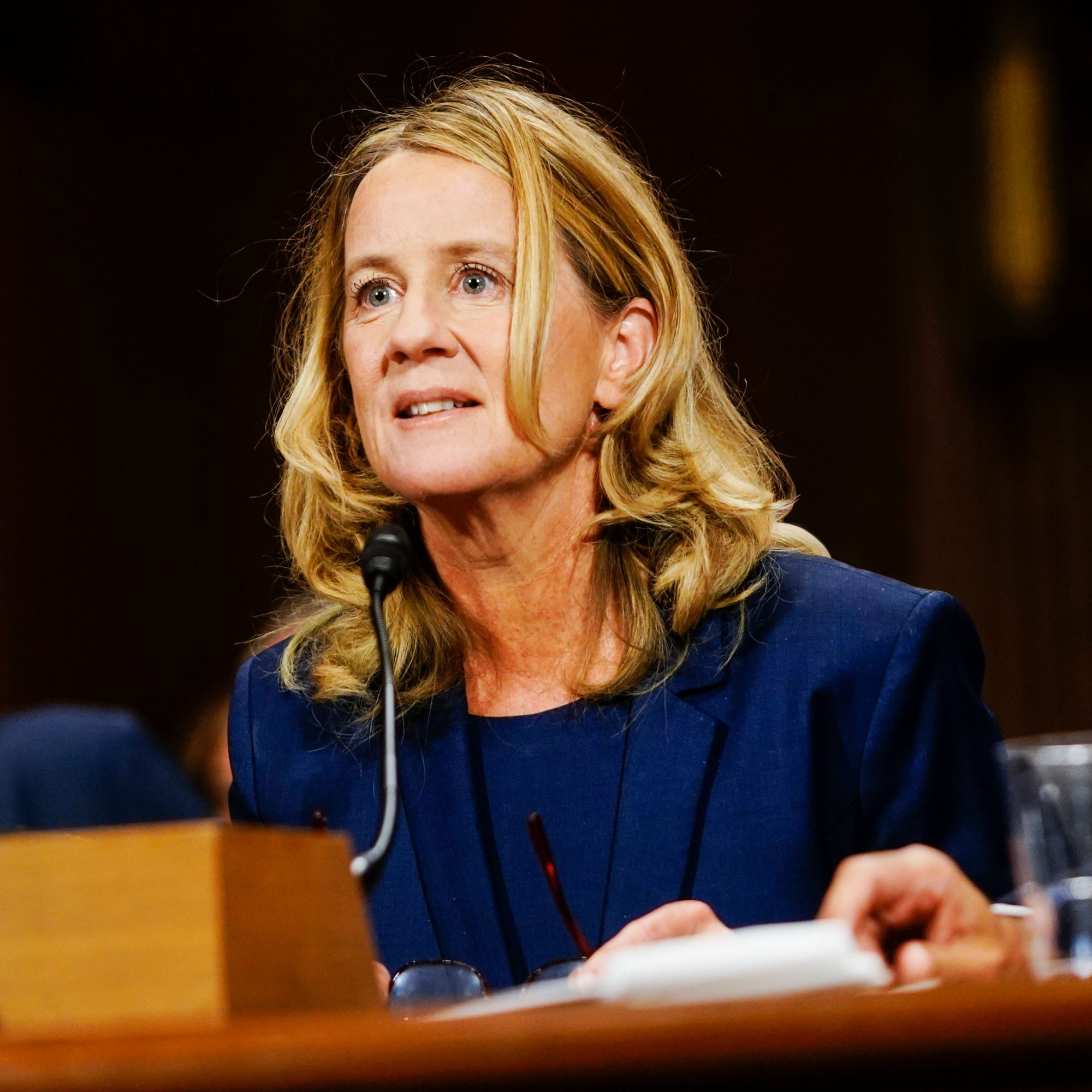 BADASS WOMEN OF THE YEAR: CHRISTINE BLASEY FORD