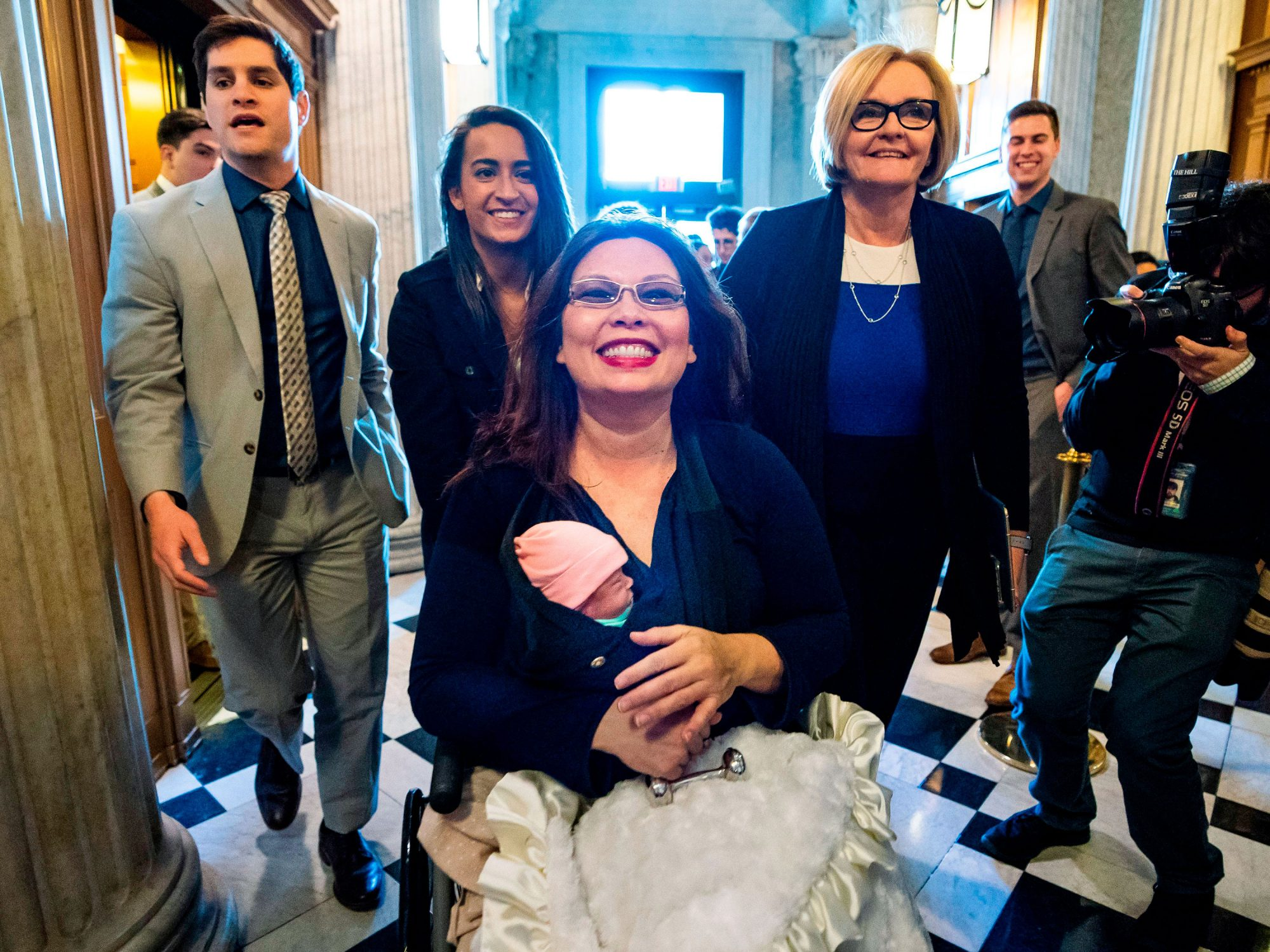 BADASS WOMEN OF THE YEAR: TAMMY DUCKWORTH