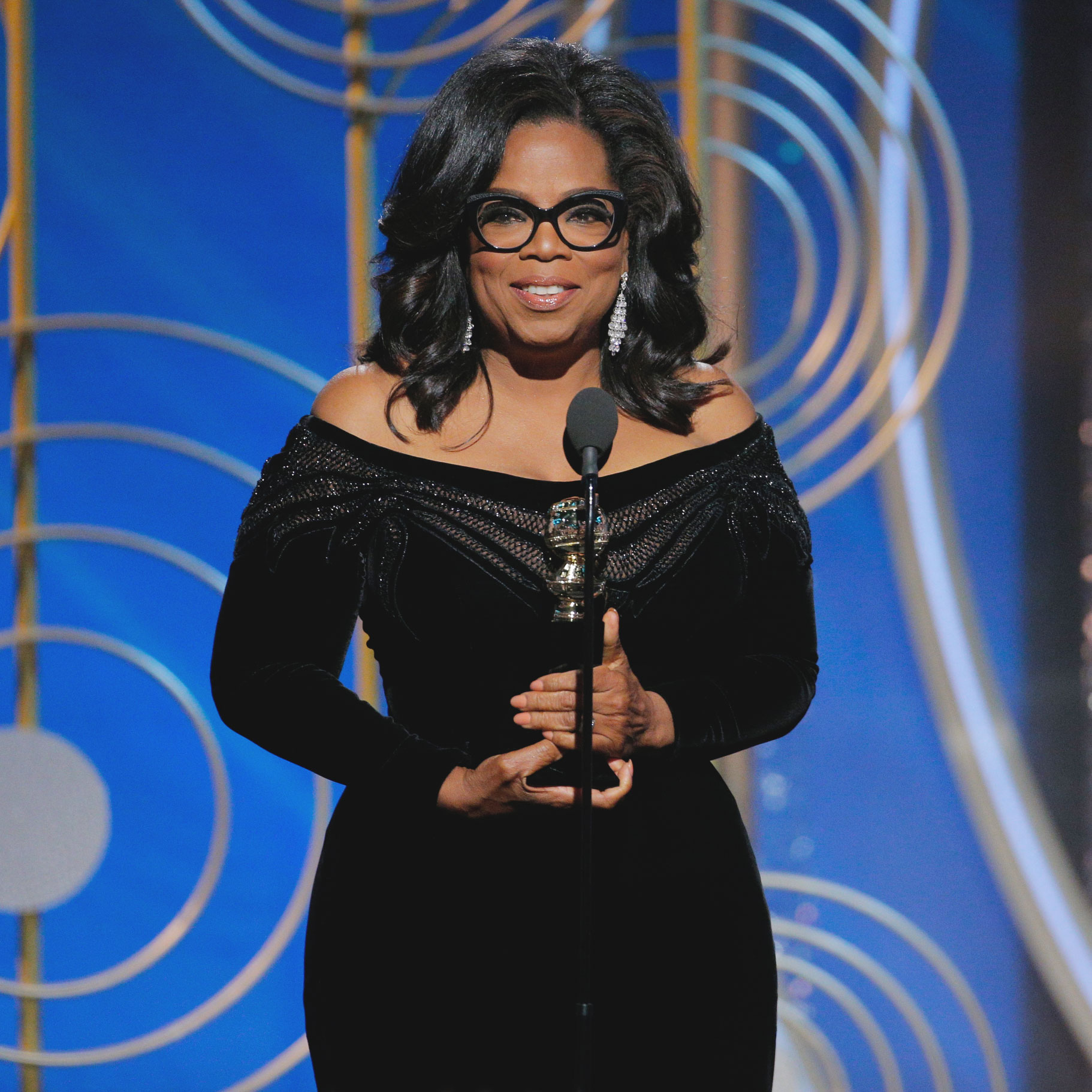 BADASS WOMEN OF THE YEAR: OPRAH WINFREY