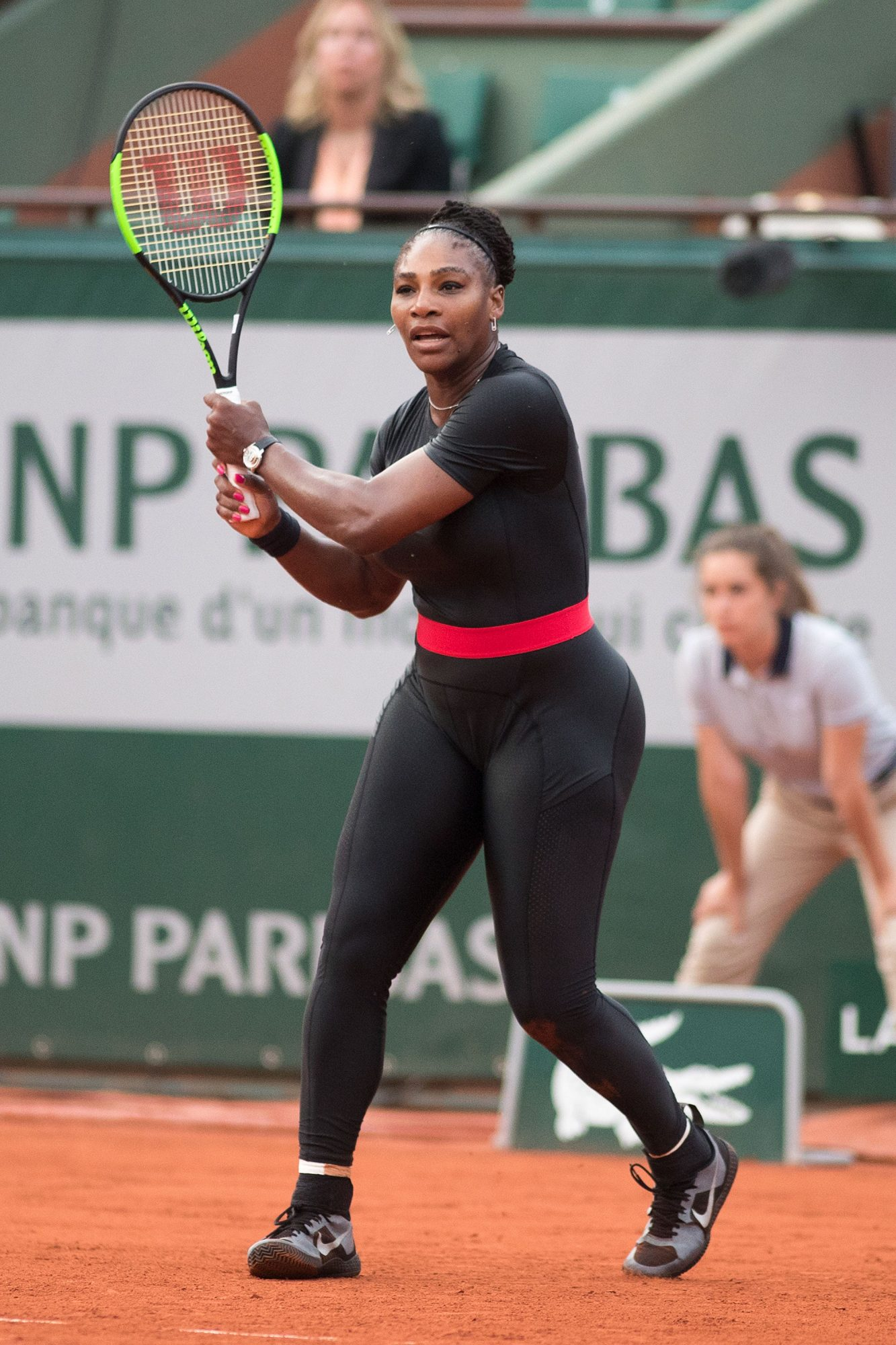 THE YEAR OF SERENA WILLIAMS