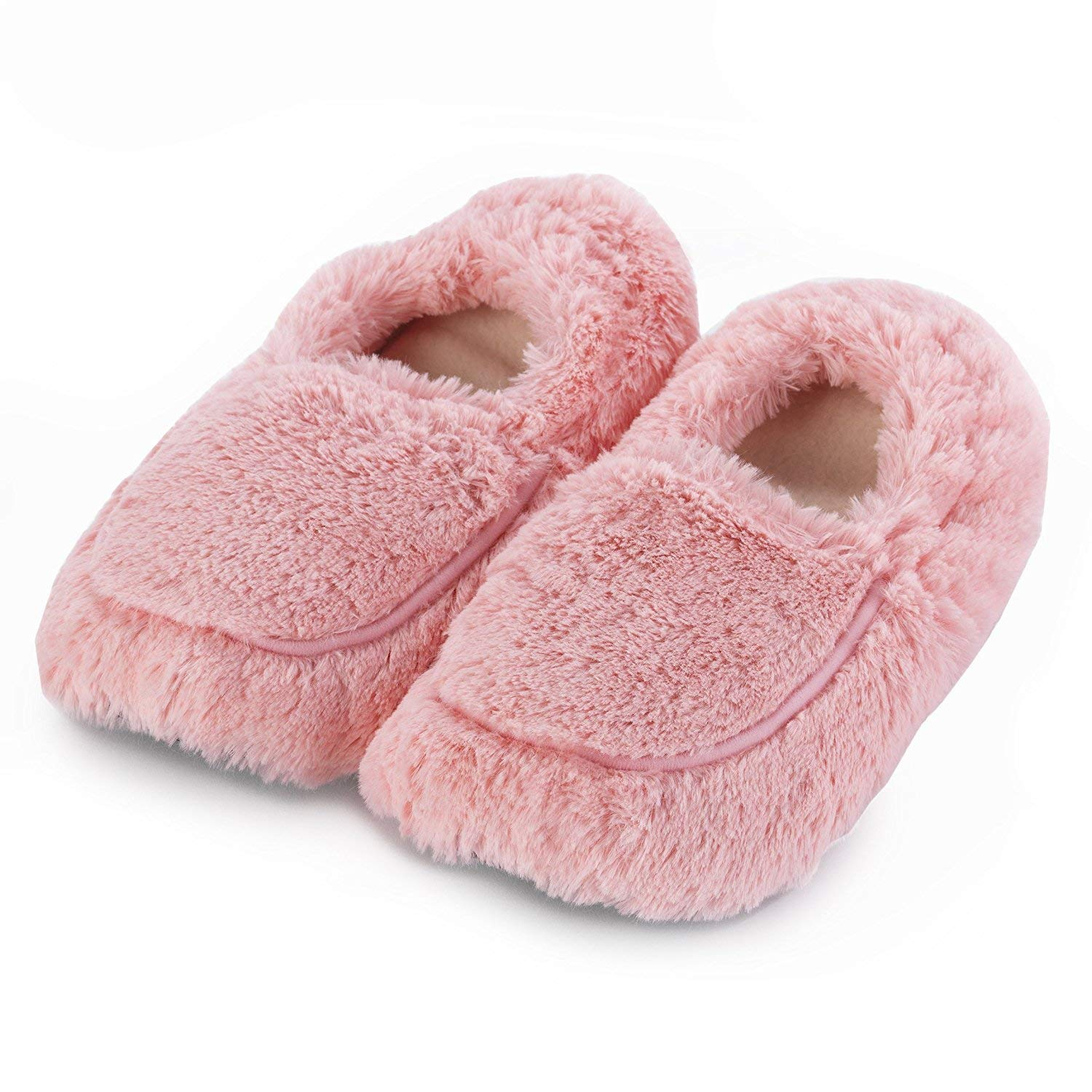 Intelex Fully Microwavable Luxury Cosy Slippers