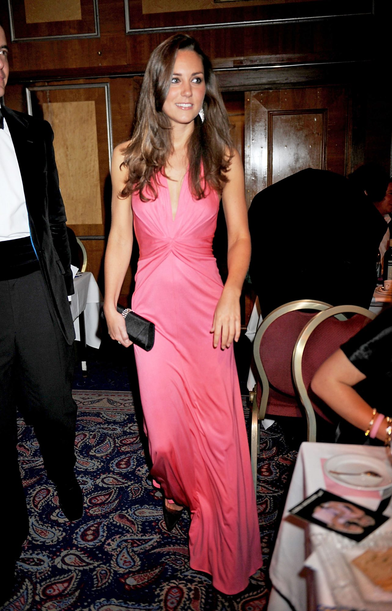 Kate Middleton Pink Dress