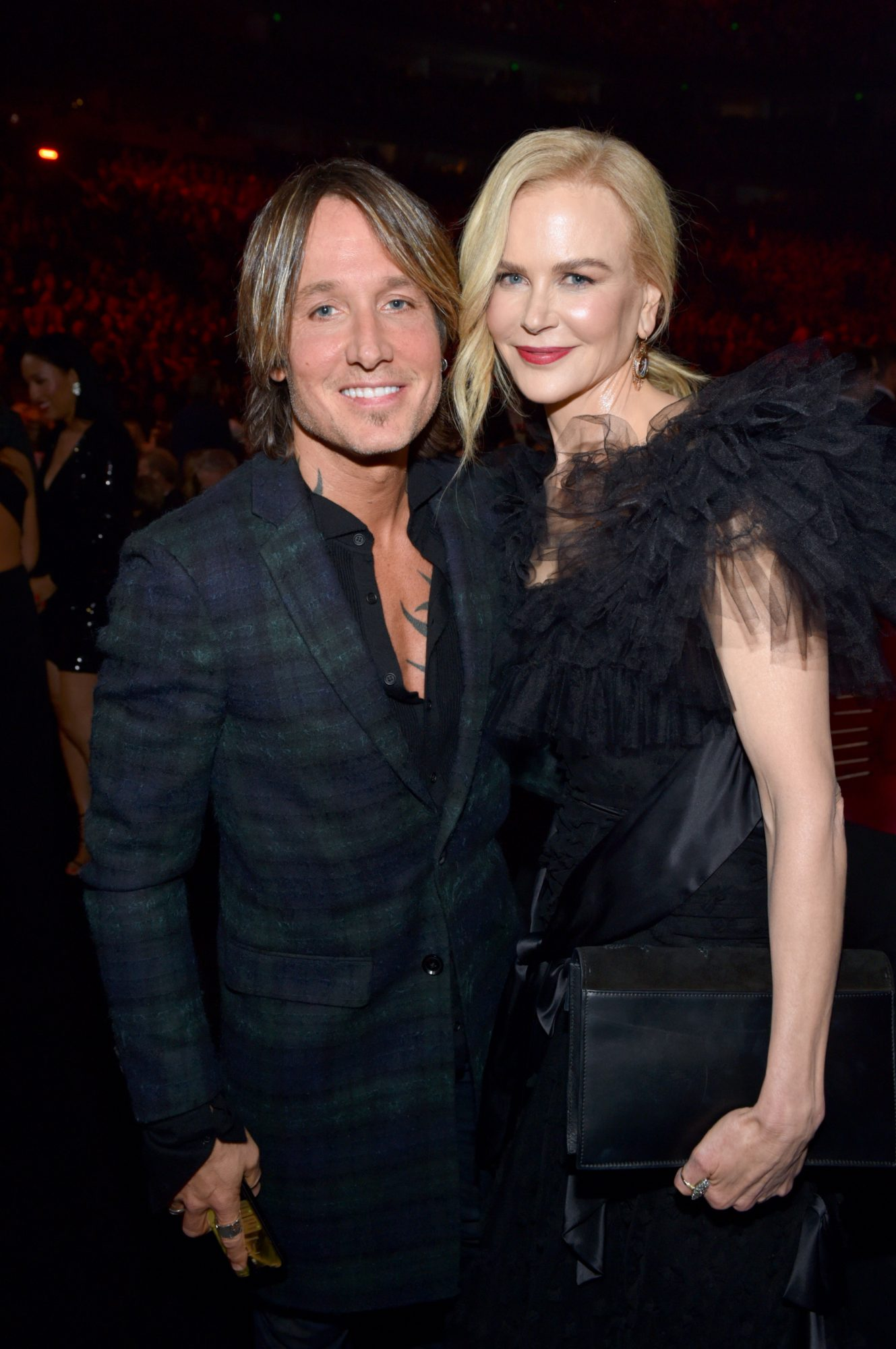 Nicole Kidman and Keith Urban Looked Like Newlyweds at the CMA Awards