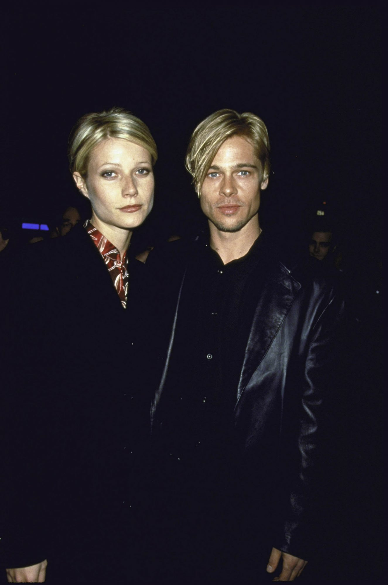 Gwyneth Paltrow and Brad Pitt lead