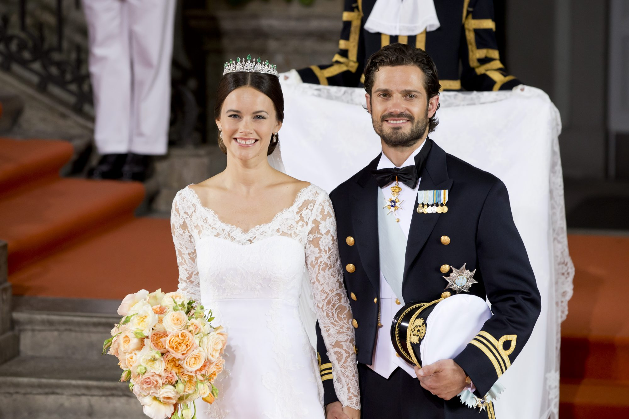 Princess Sofia of Sweden Looks Like a Hair Model in this Just-Released Portrait