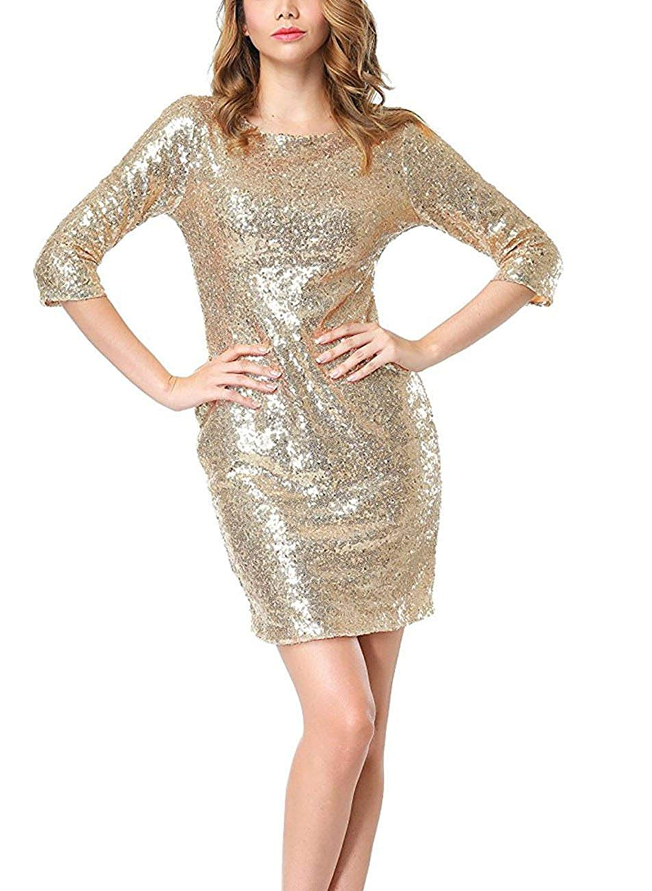 Sequin Cocktail Dresses