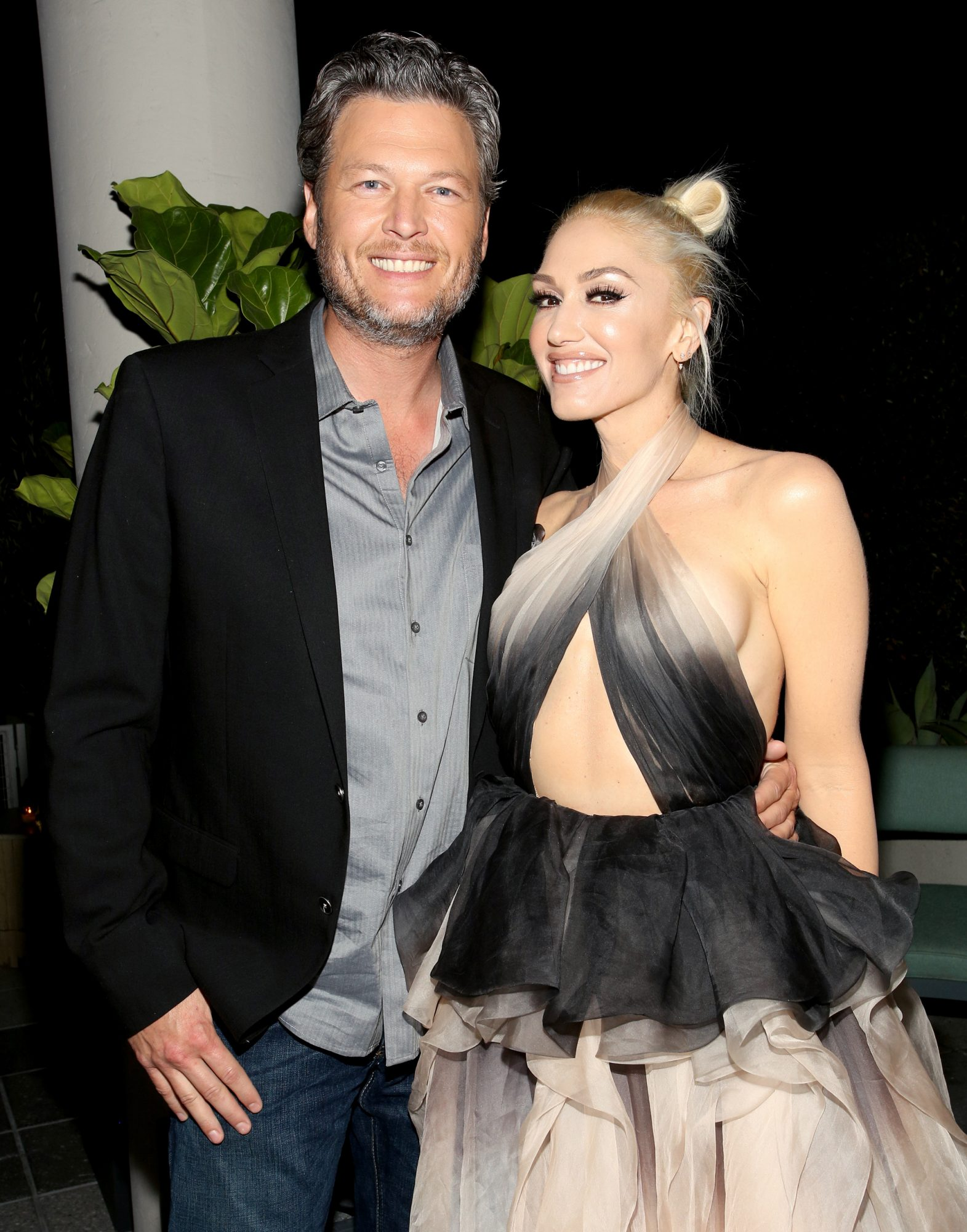 "Gwen Stefani Hints That Blake Shelton Is Her ""Forever"" Man"