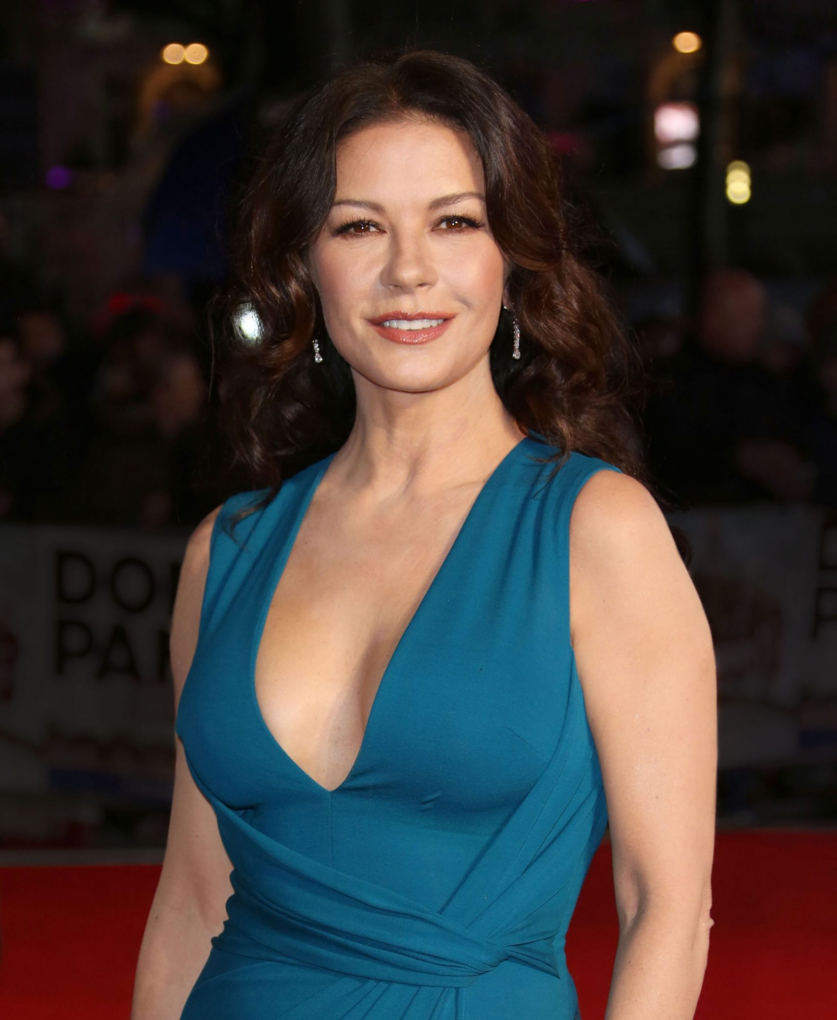 """We Can't Get a Few Gray Hairs"": Catherine Zeta-Jones on Being a Woman in Hollywood"
