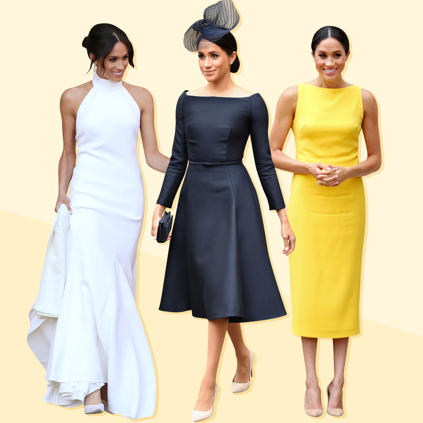 Meghan Best Dresses