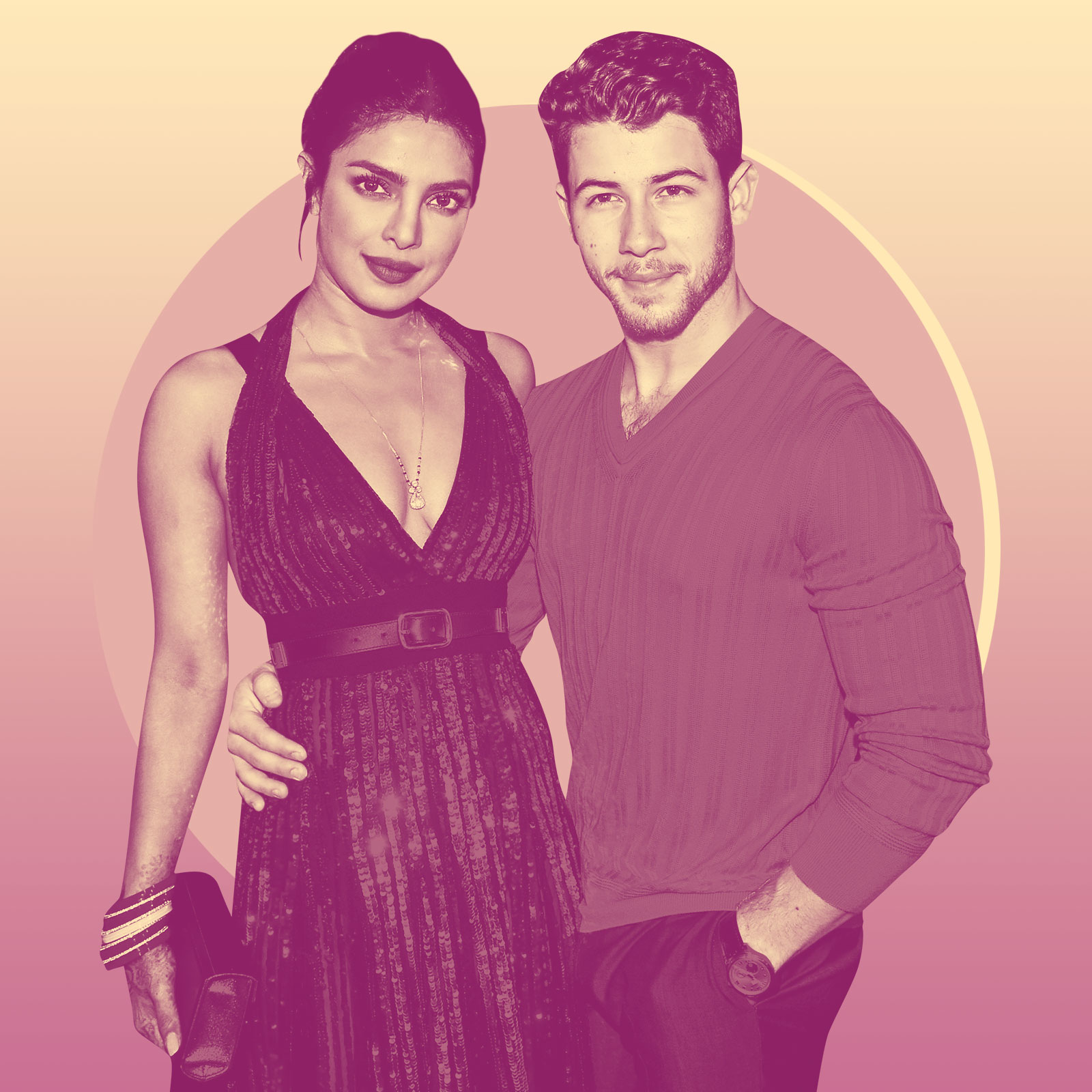 2dc58c4311 Nick Jonas and Priyanka Chopra's Venus Signs May Explain Their Intense Love  | InStyle.com