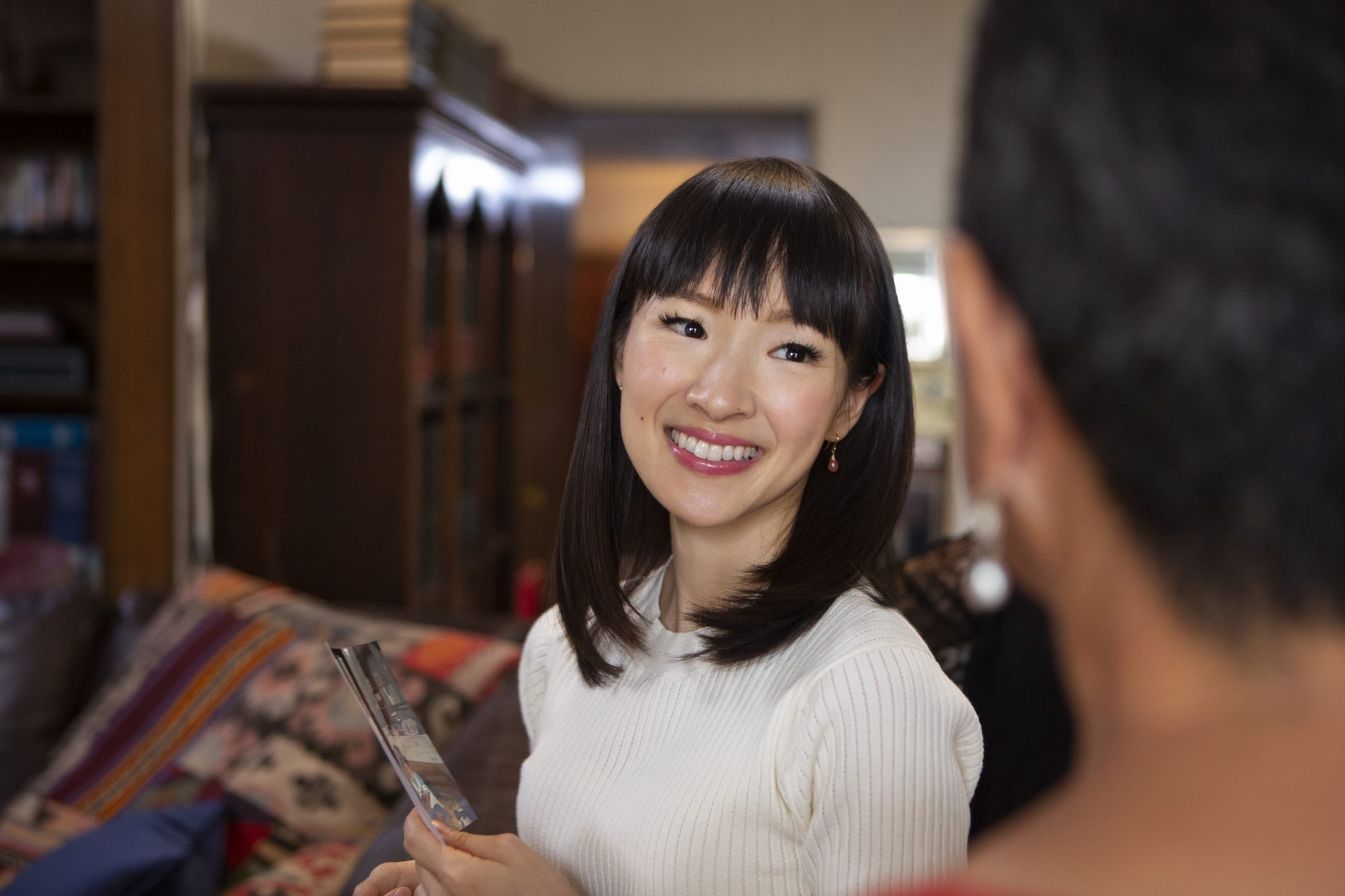 Tidying Up with Marie Kondo (Netflix, Jan. 1)