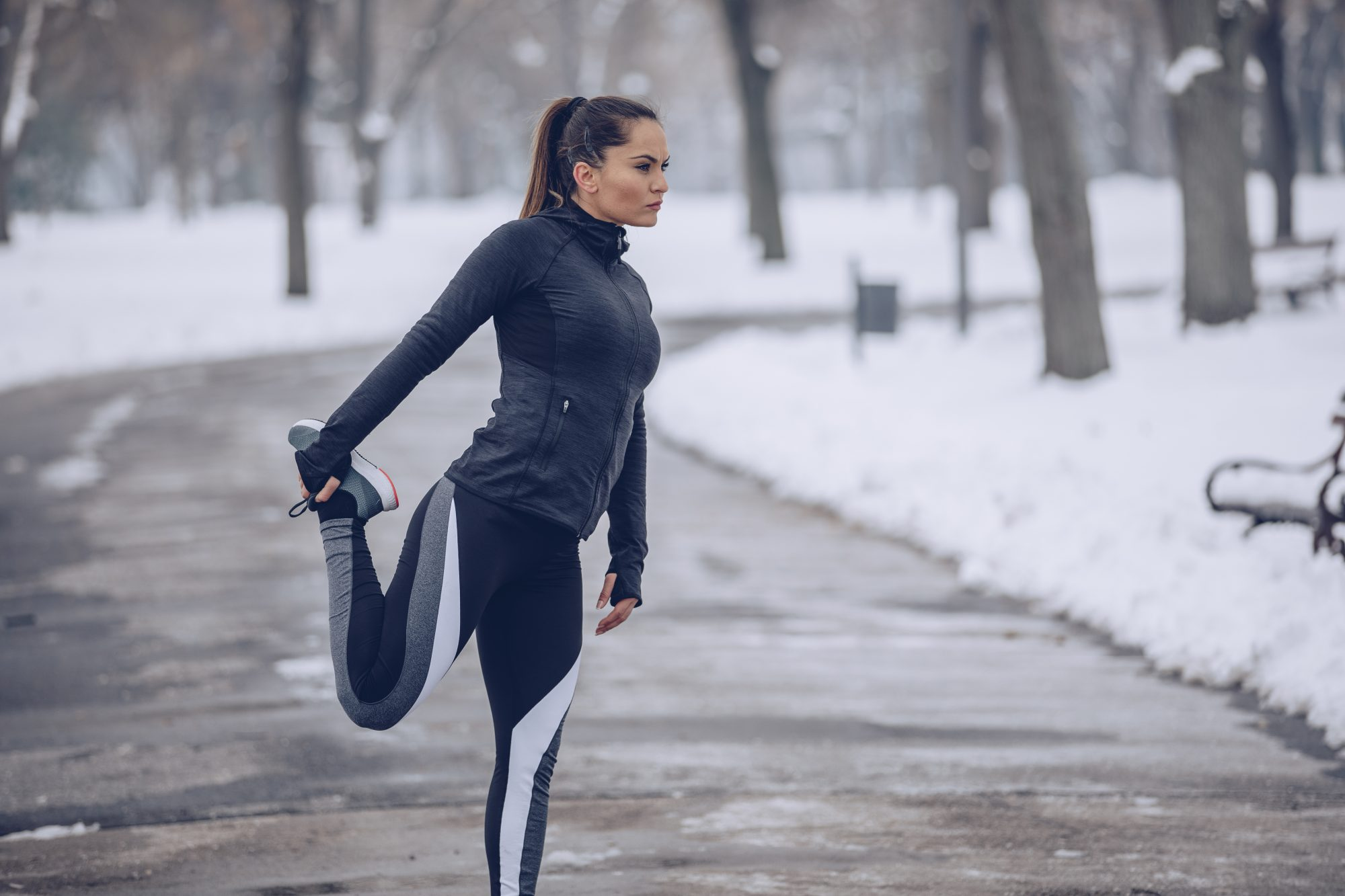 Winter Workout Gear That Stands Up to Any Weather