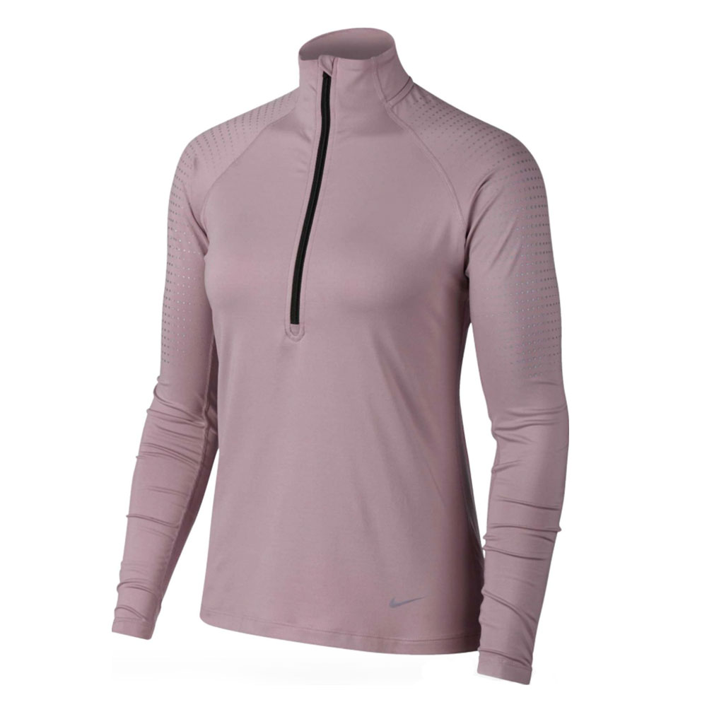 Nike Pro Warm Half-Zip Training Pullover