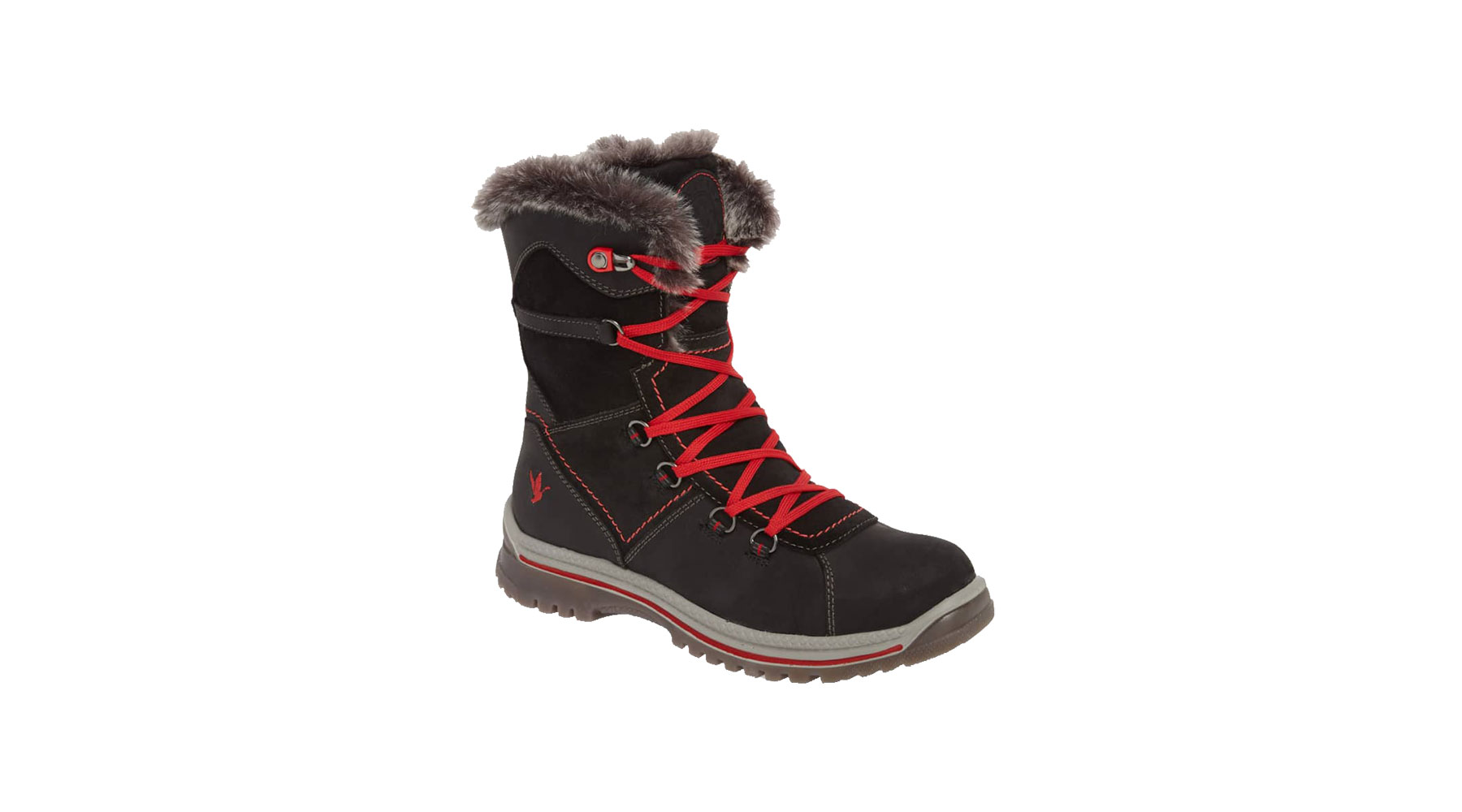 Santana Canada Faux Fur Lined Waterproof Boot