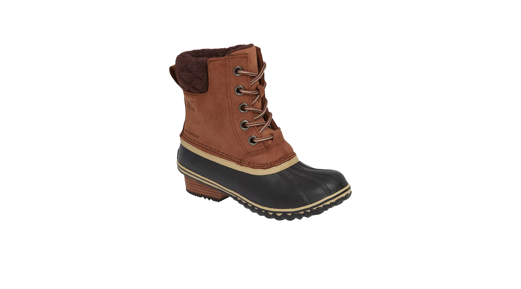 Sorel Slimpack Waterproof Boots