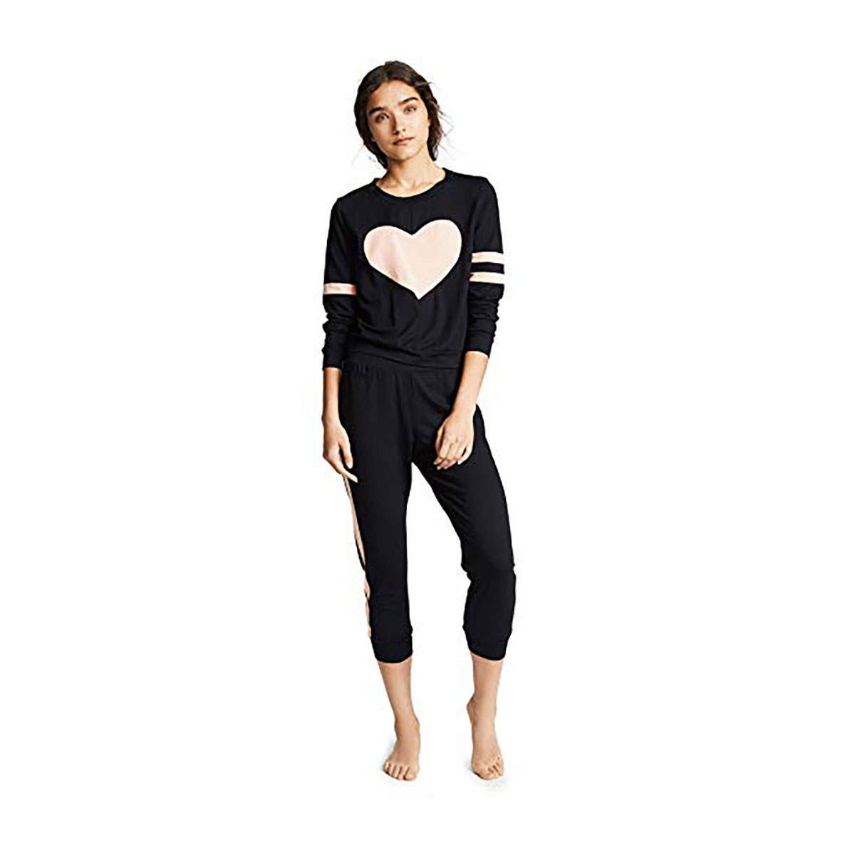 Women's Love Story PJ Set