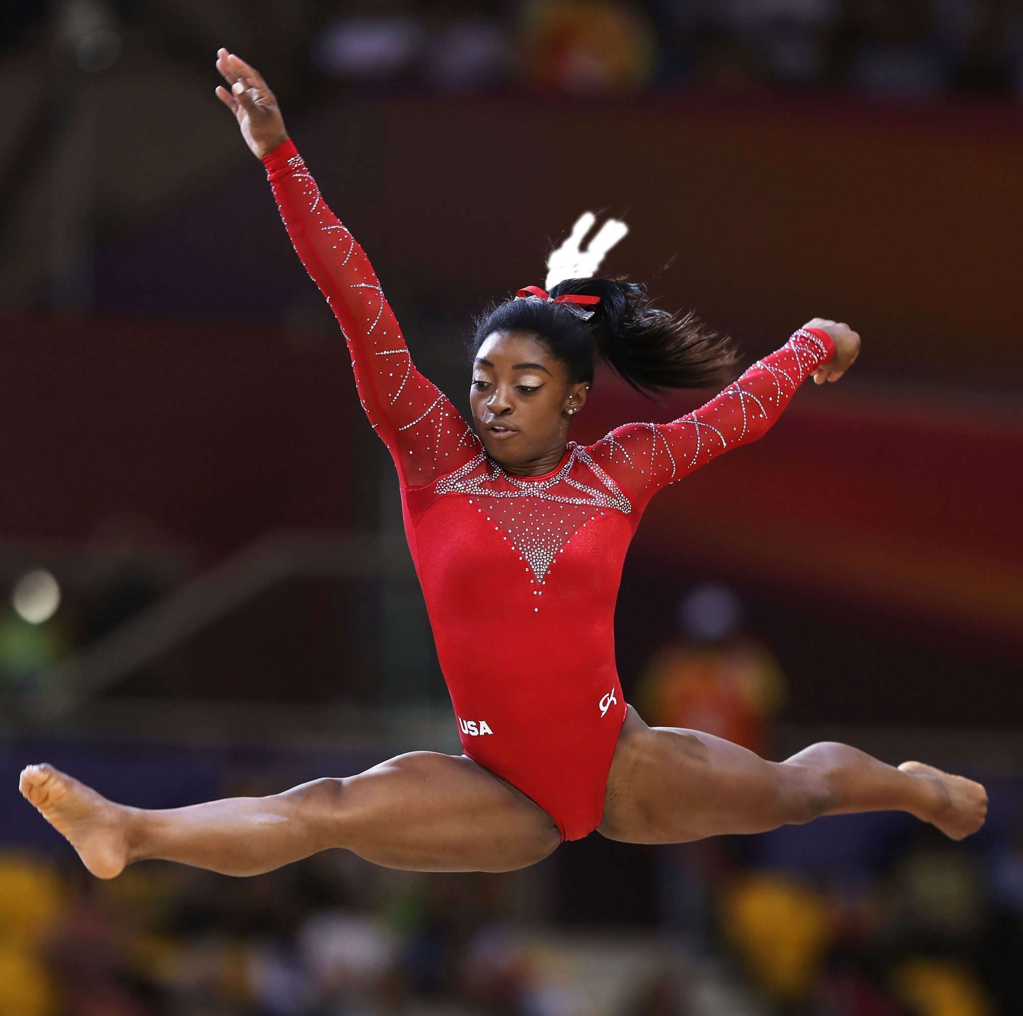Simone Biles' Biggest Career Obstacle Is Actually So Relatable
