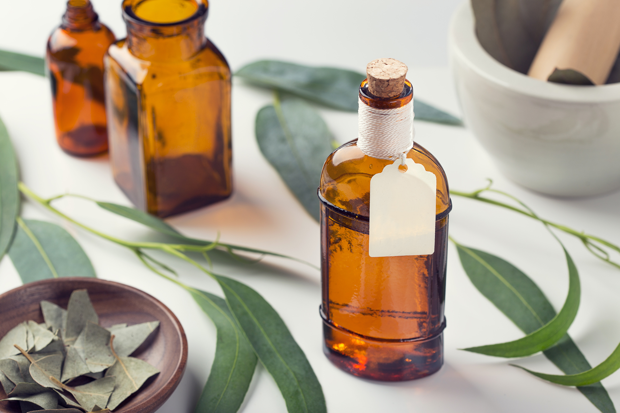 4 Essential Oils That Could Help Your Seasonal Allergies