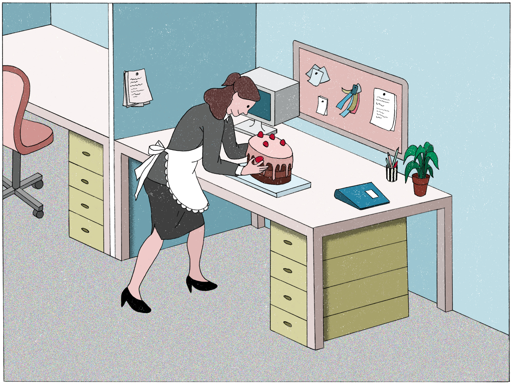 How to Tell if You're the Office Mom
