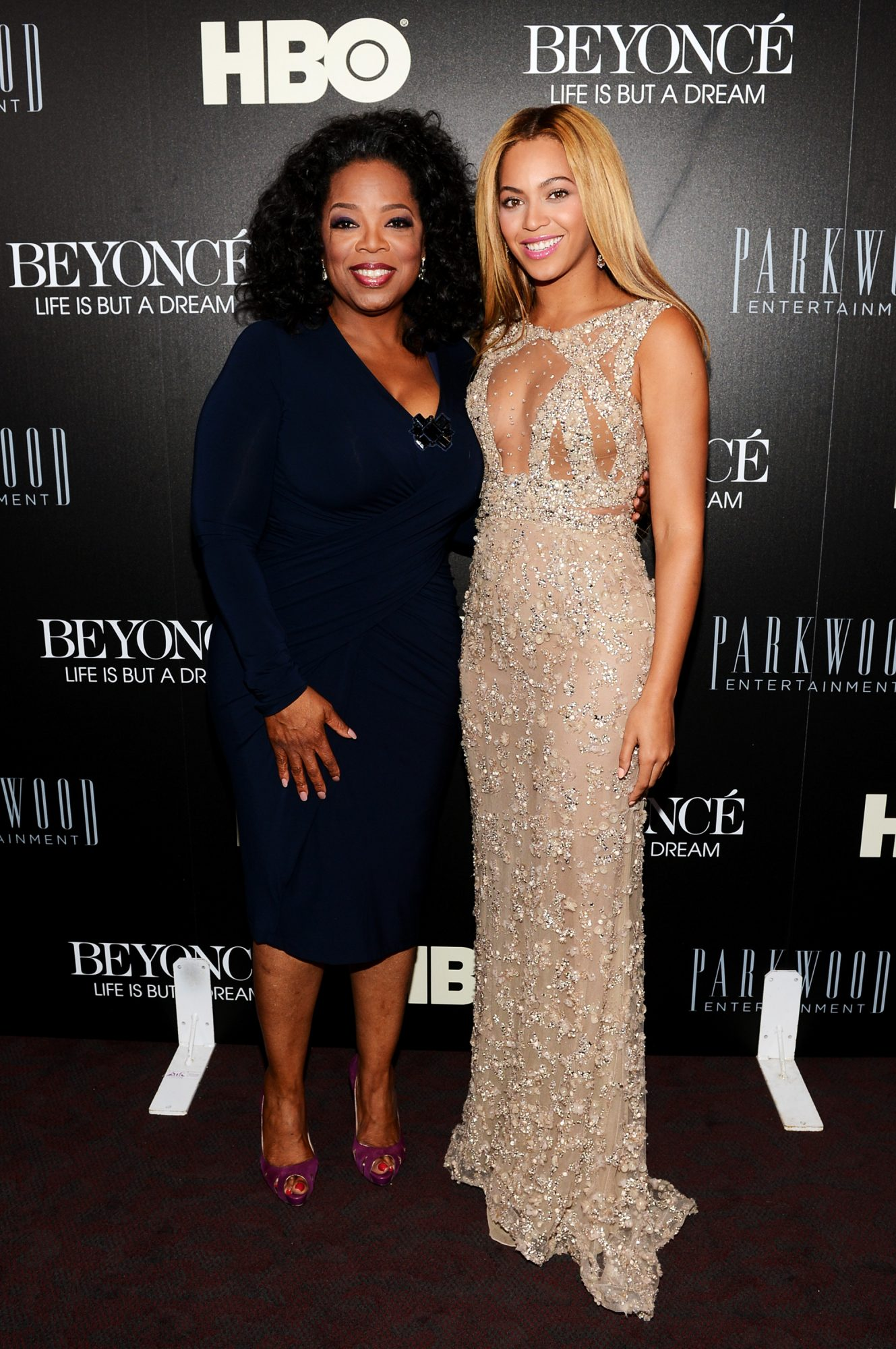 We Have Beyoncé to Thank for Showing Us Oprah Winfrey in Pigtails