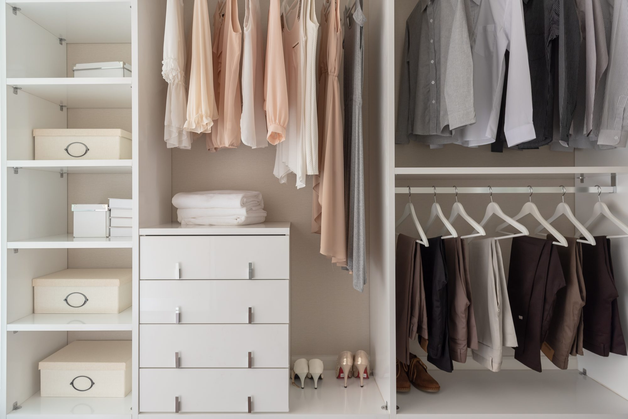 7 Commandments of Closet Organizing That Will Help You Get Dressed Faster