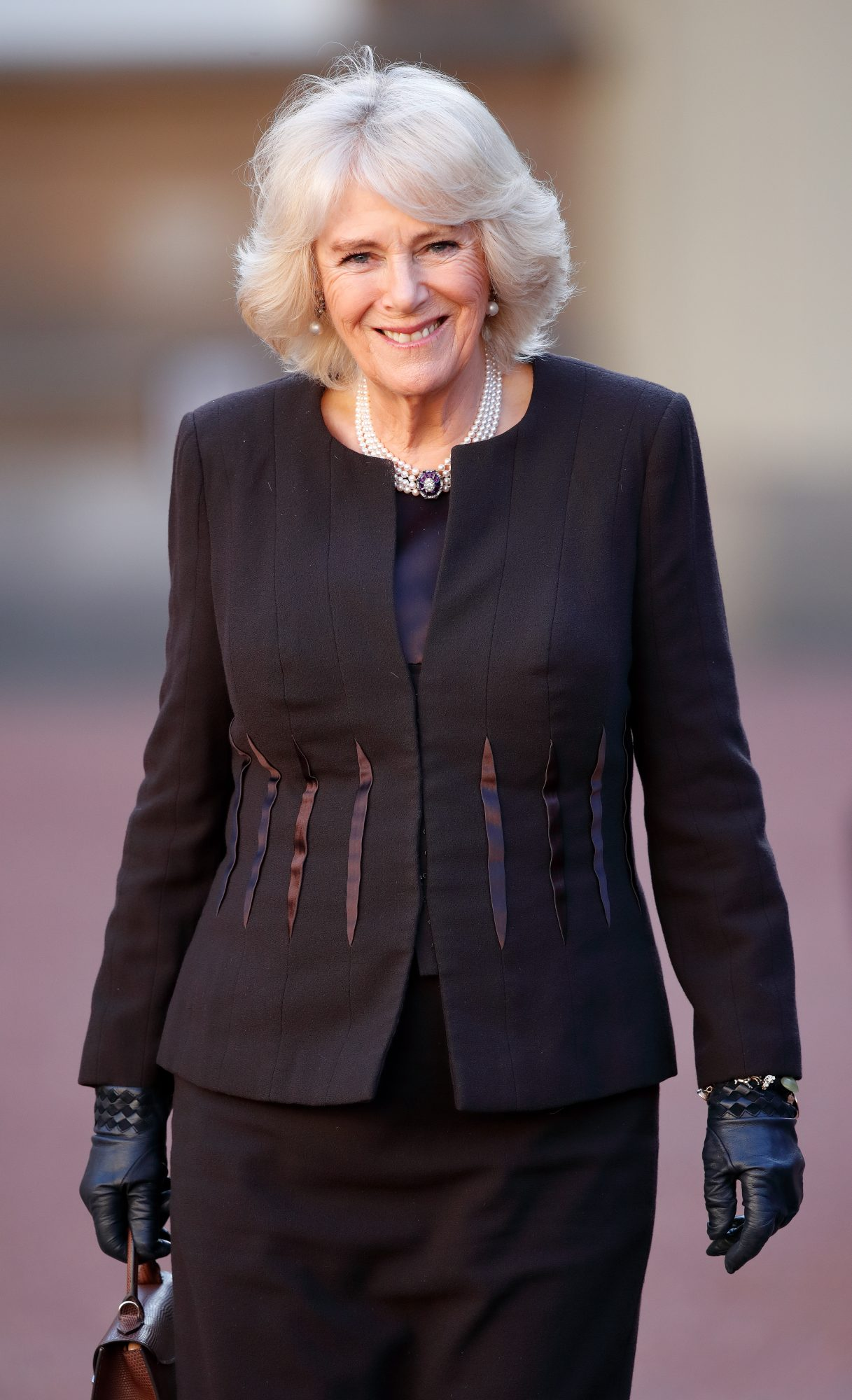 "So, a Cab Driver Once Asked Camilla Parker Bowles, ""What Do You Think About Camilla?"""