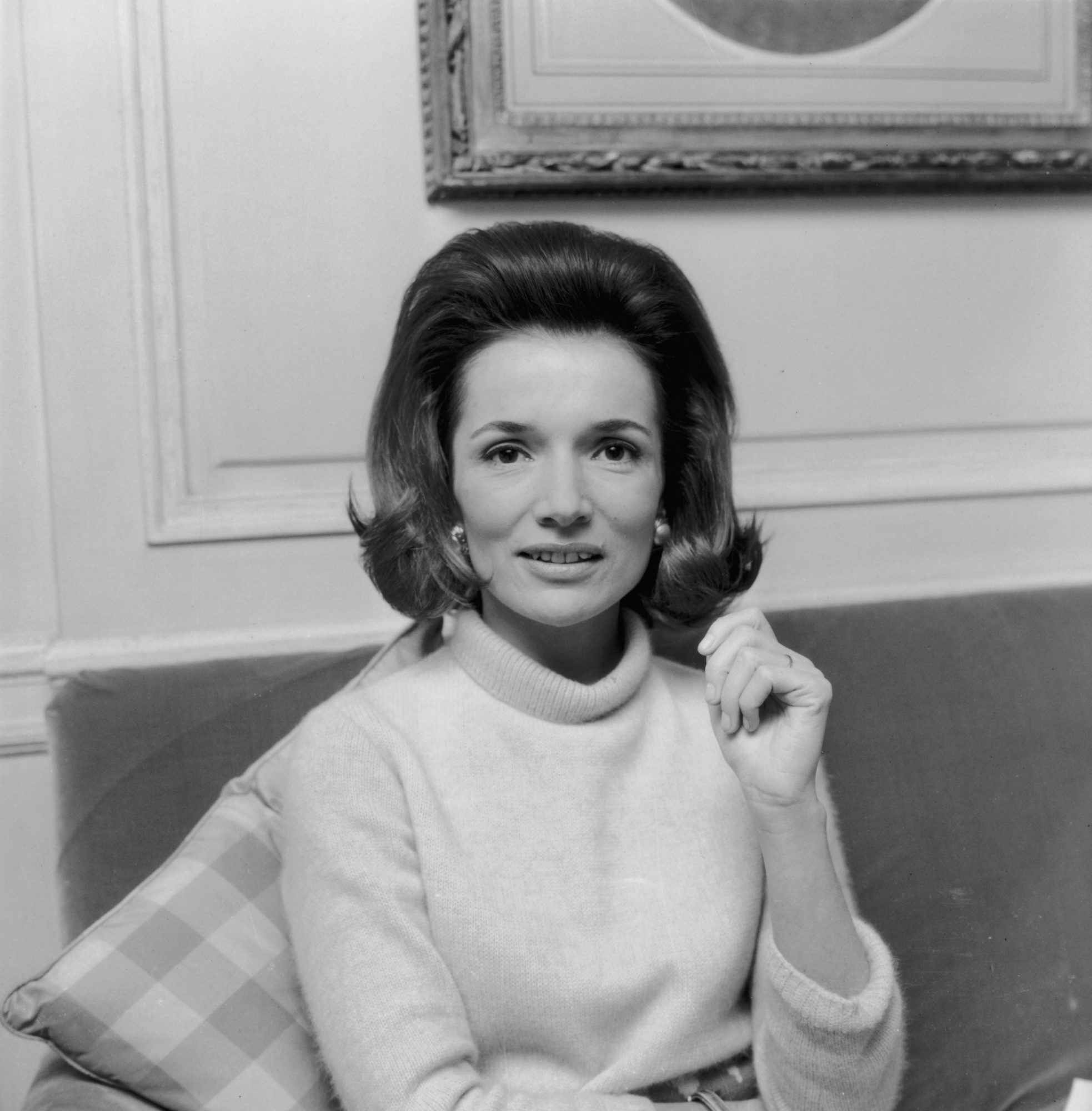 Jackie Kennedy's Younger Sister Lee Radziwill Dies at Age 85