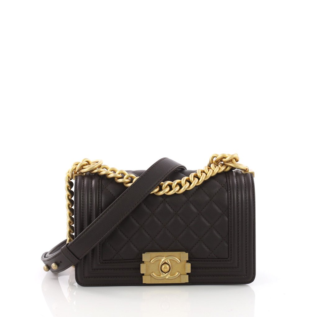 a2bba412203 How to Shop Karl Lagerfeld s Most-Iconic Chanel Bags   InStyle.com