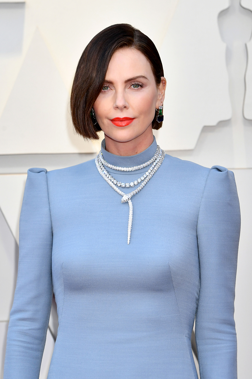 Charlize Theron - Lead