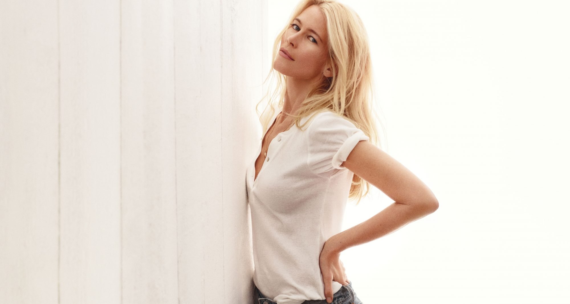 Claudia Schiffer Knows Her Kids Would Face Extra Scrutiny if They Went into Modeling
