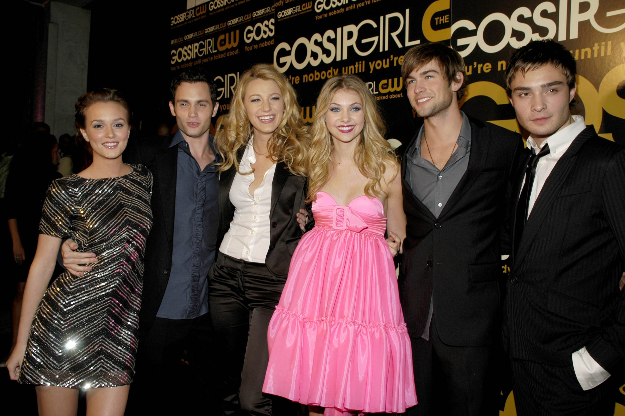 This Epic <em>Gossip Girl</em> Reunion Will Take You Back