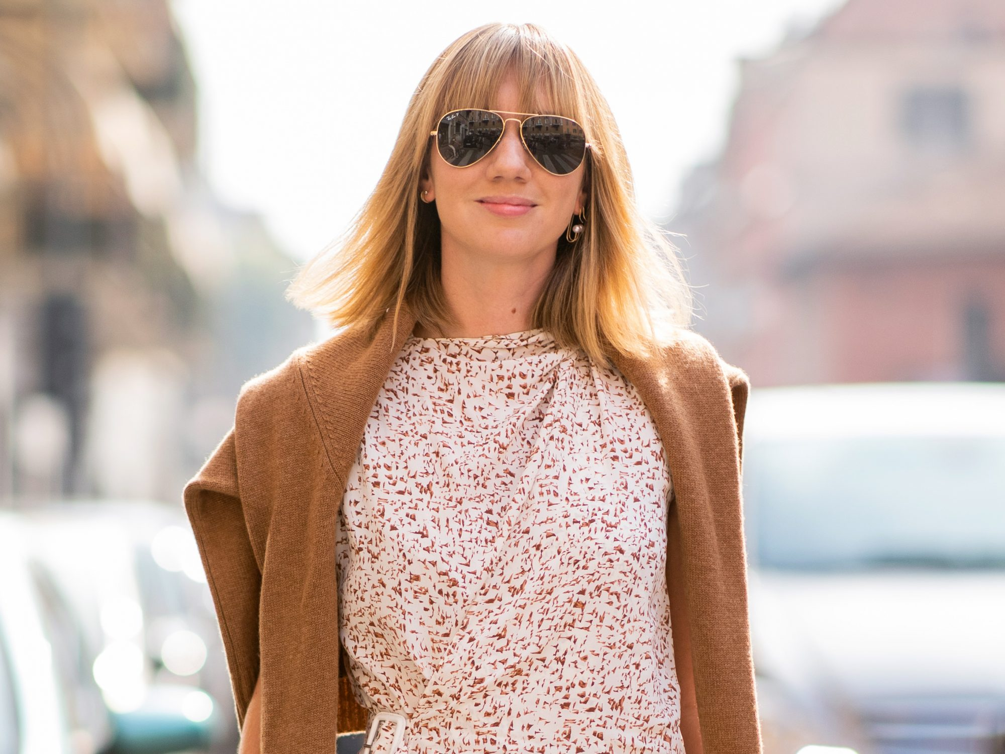 This Hack Will Fix The Most Annoying Thing About Having Bangs