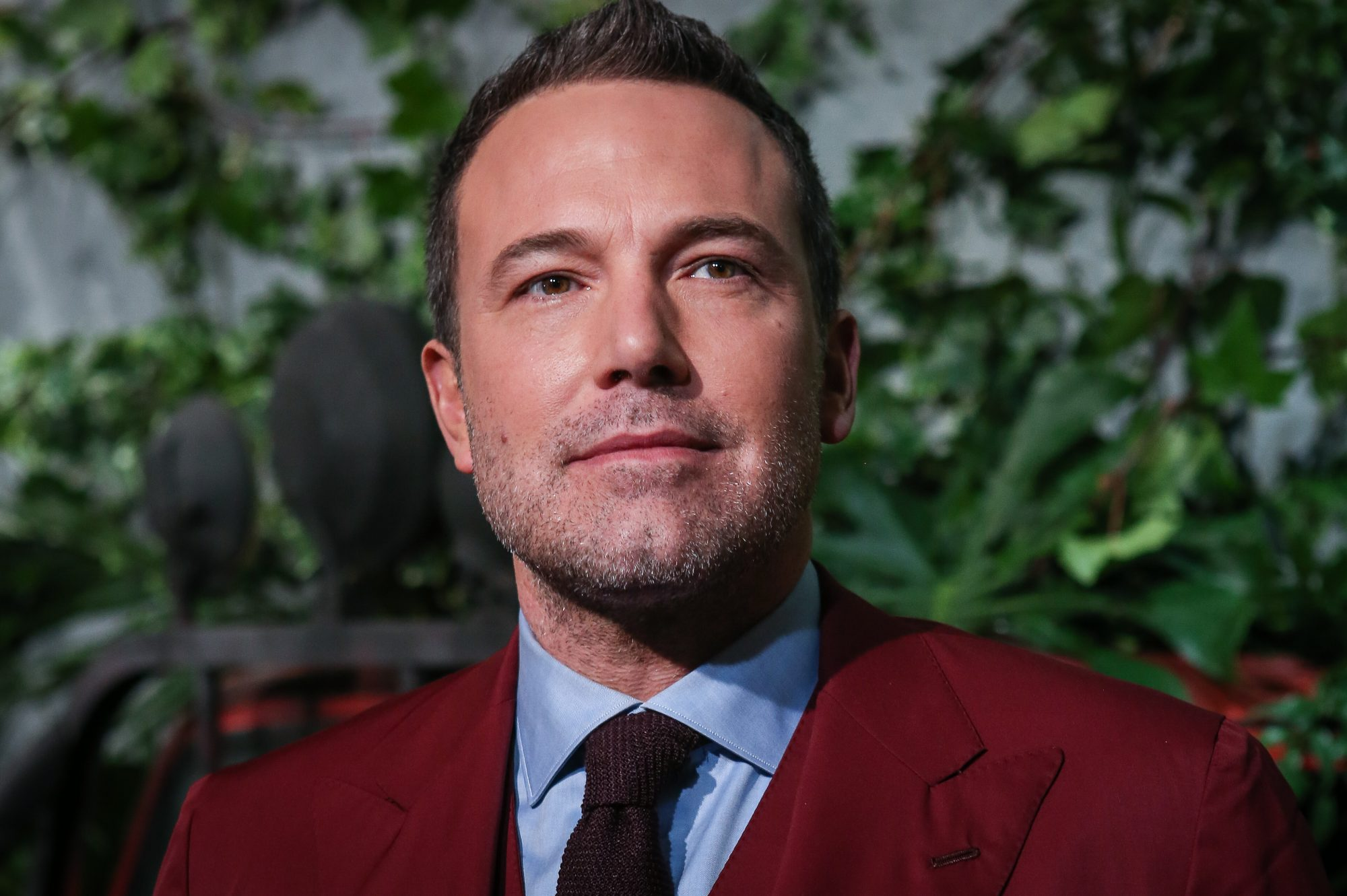 Ben Affleck Stopped His Press Tour Short for the Sweetest Reason