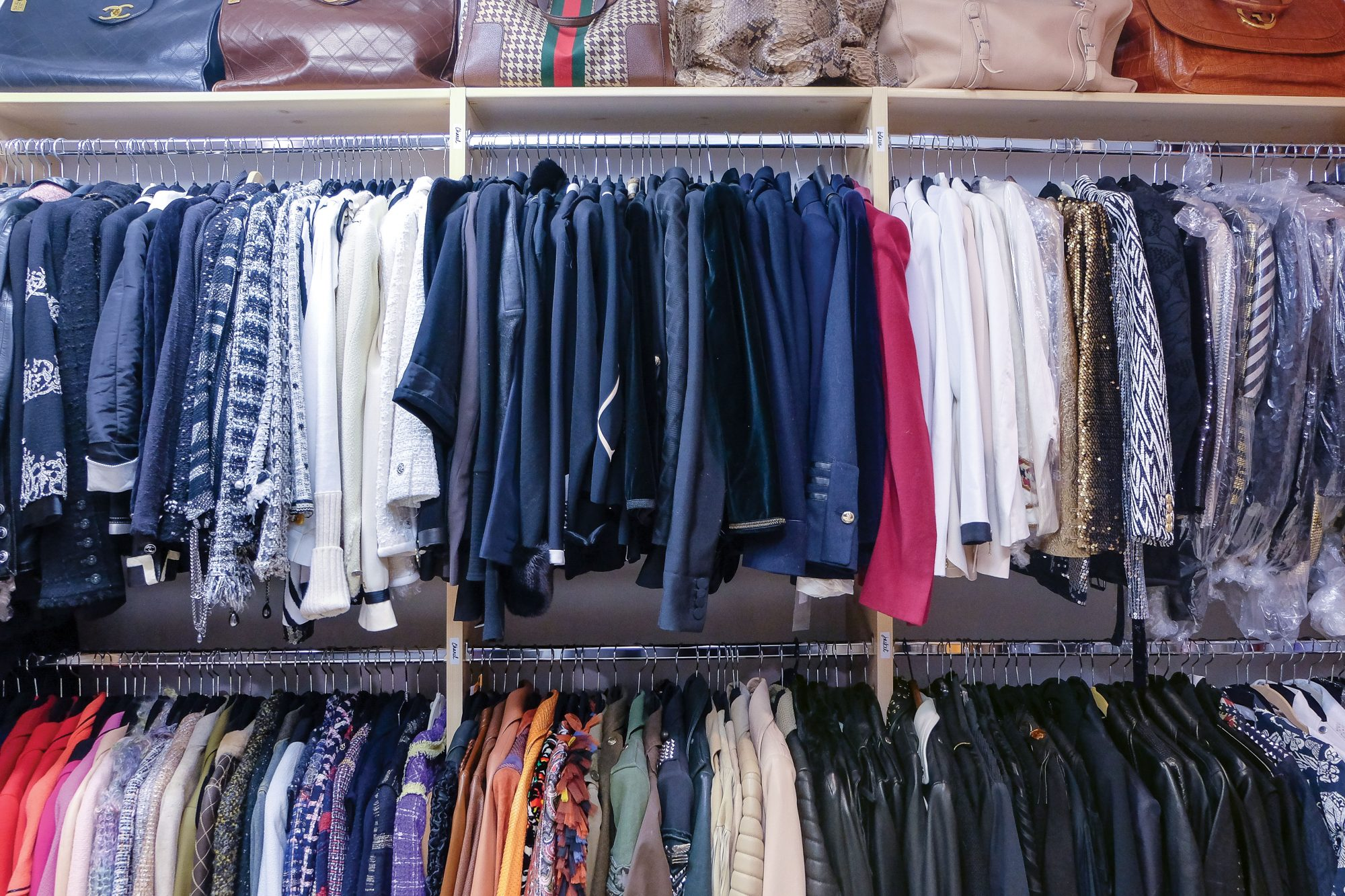 5 Things You'll Find in Every Celeb Closet, According to These Professional Organizers