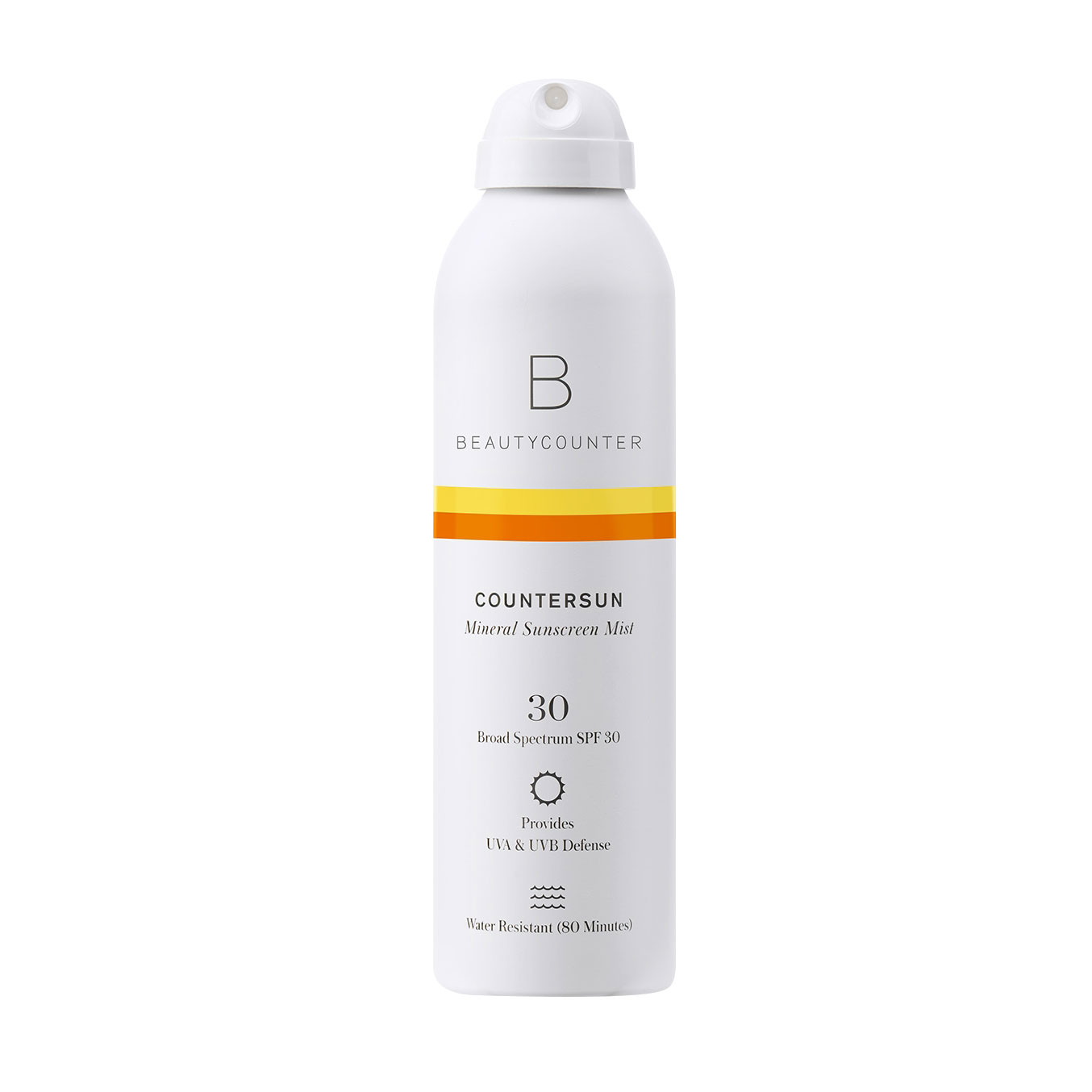 IF YOU'RE LAZY: Beautycounter Countersun Mineral Sunscreen Mist