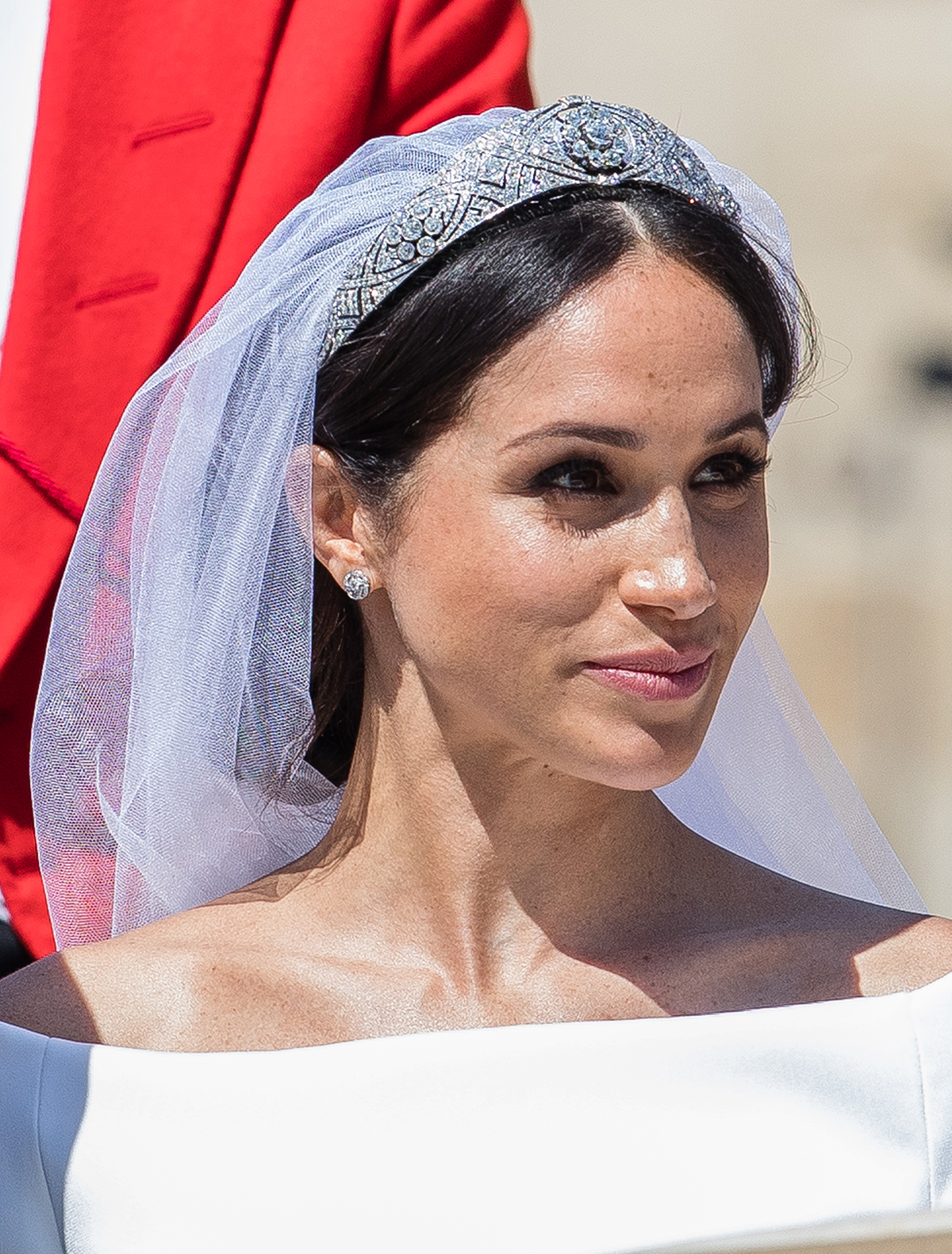 Meghan Markle's Makeup Artist Shared a Genius Trick to Seamlessly Cover Pimples
