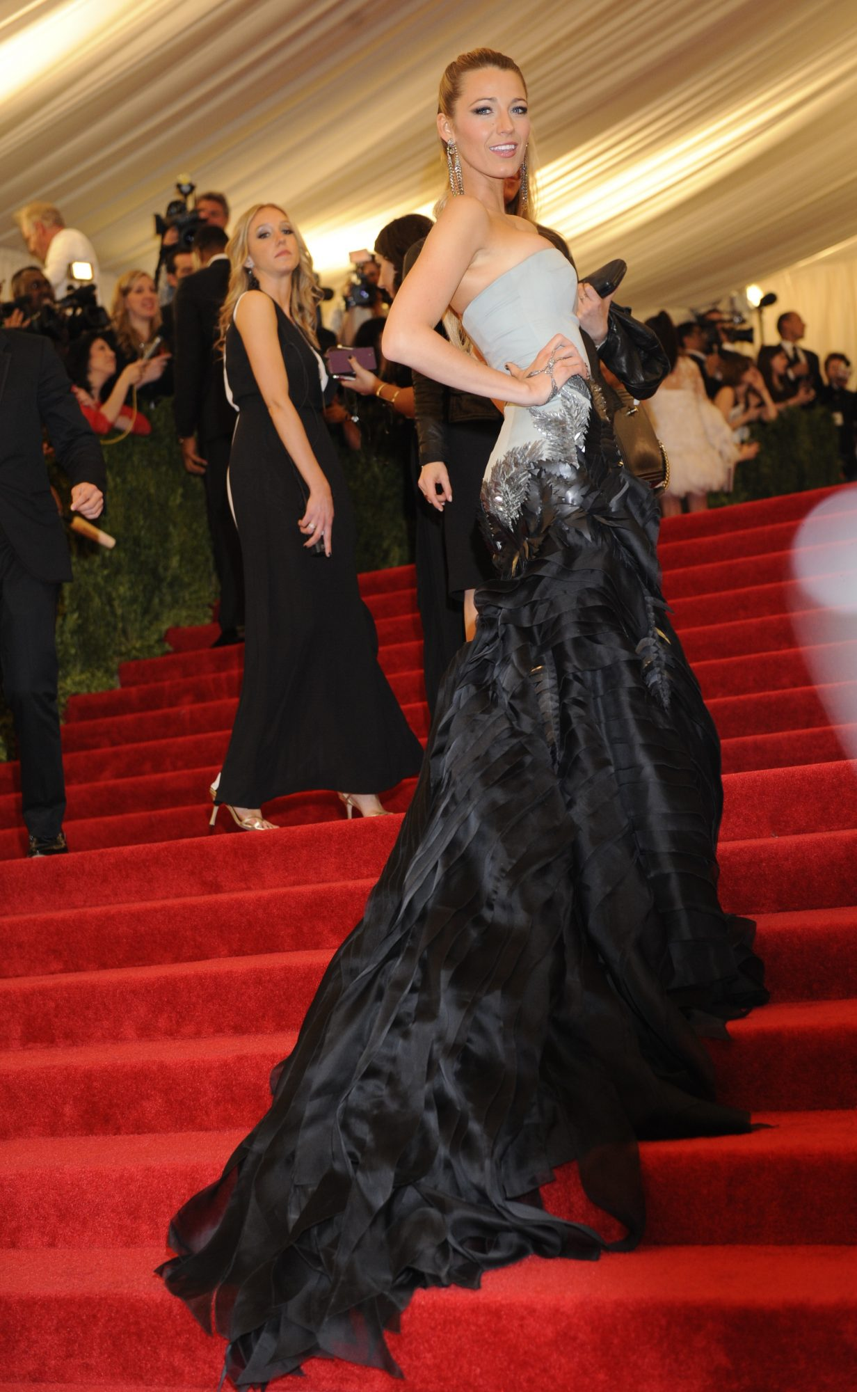 The One Thing All Of Blake Lively S Met Gala Gowns Have In