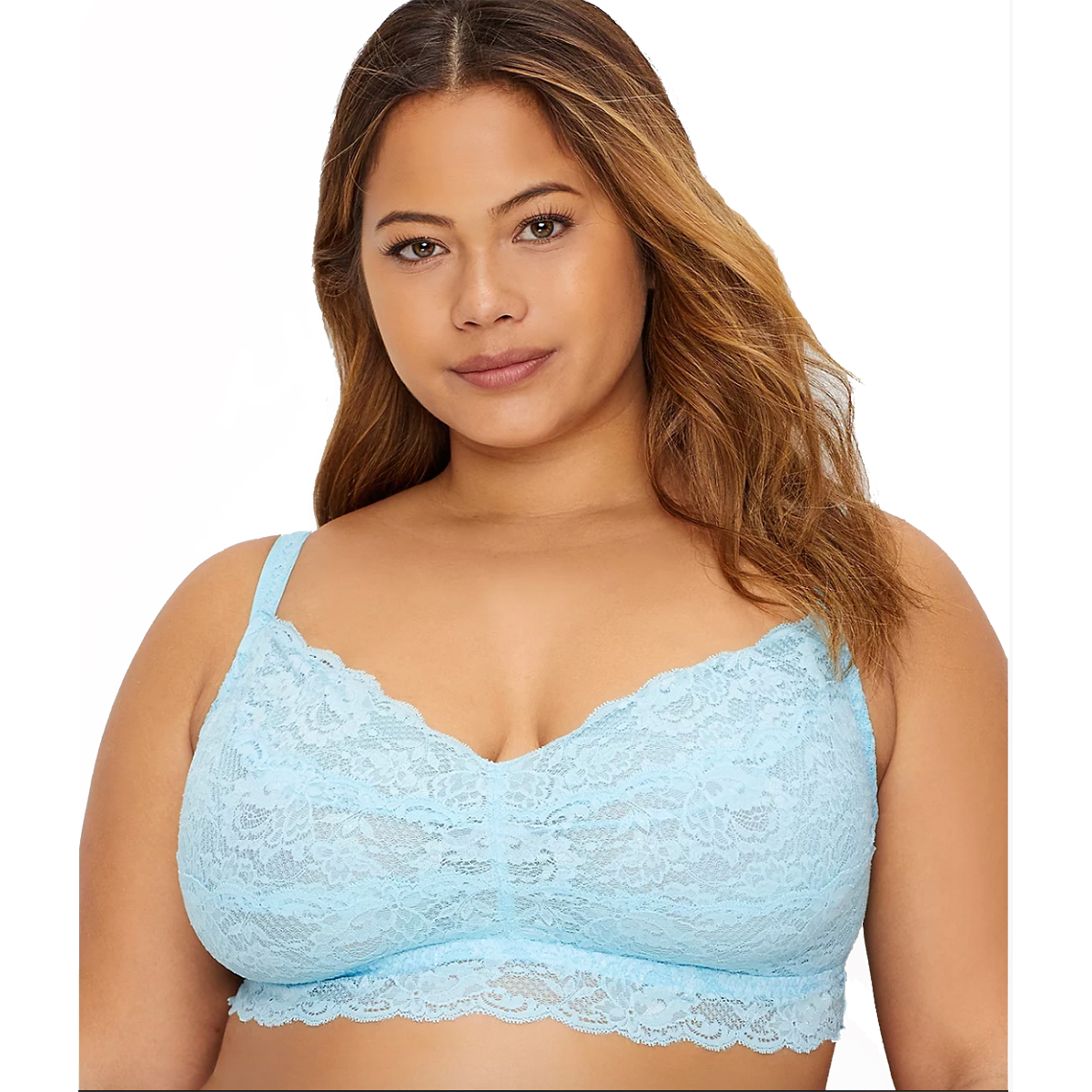 Best Bralette: Cosabella Plus-Size Never Say Never Sweetie Bralette