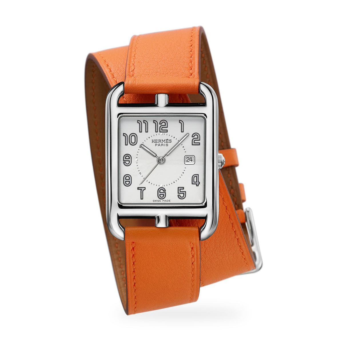 Hermès Cape Cod Double Wrap Watch