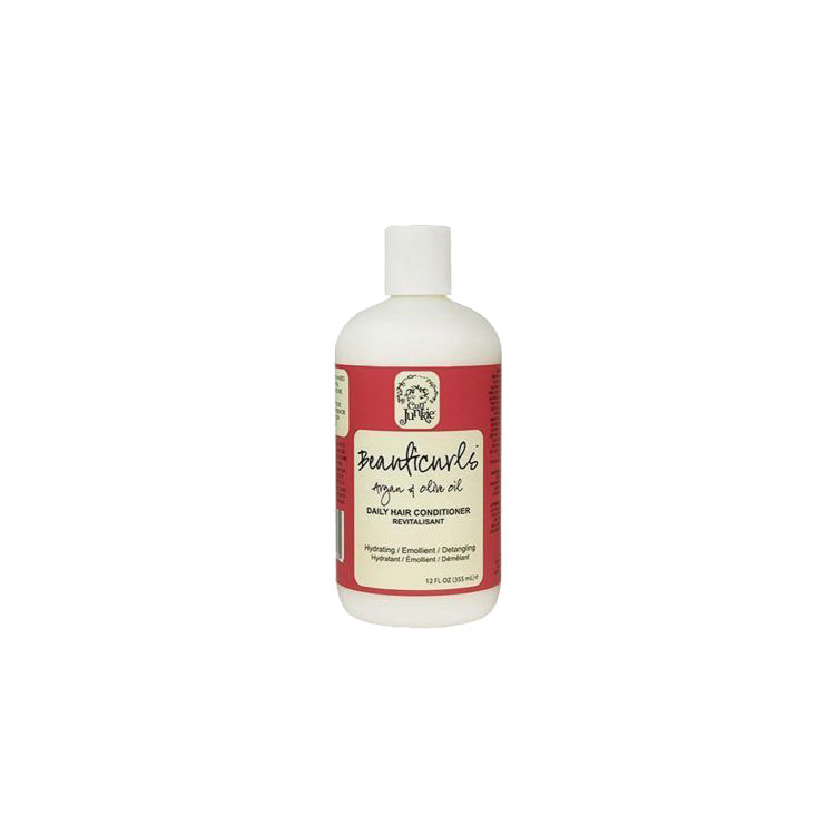 Curl Junkie Beauticurls Argan & Olive Oil Daily Hair Conditioner