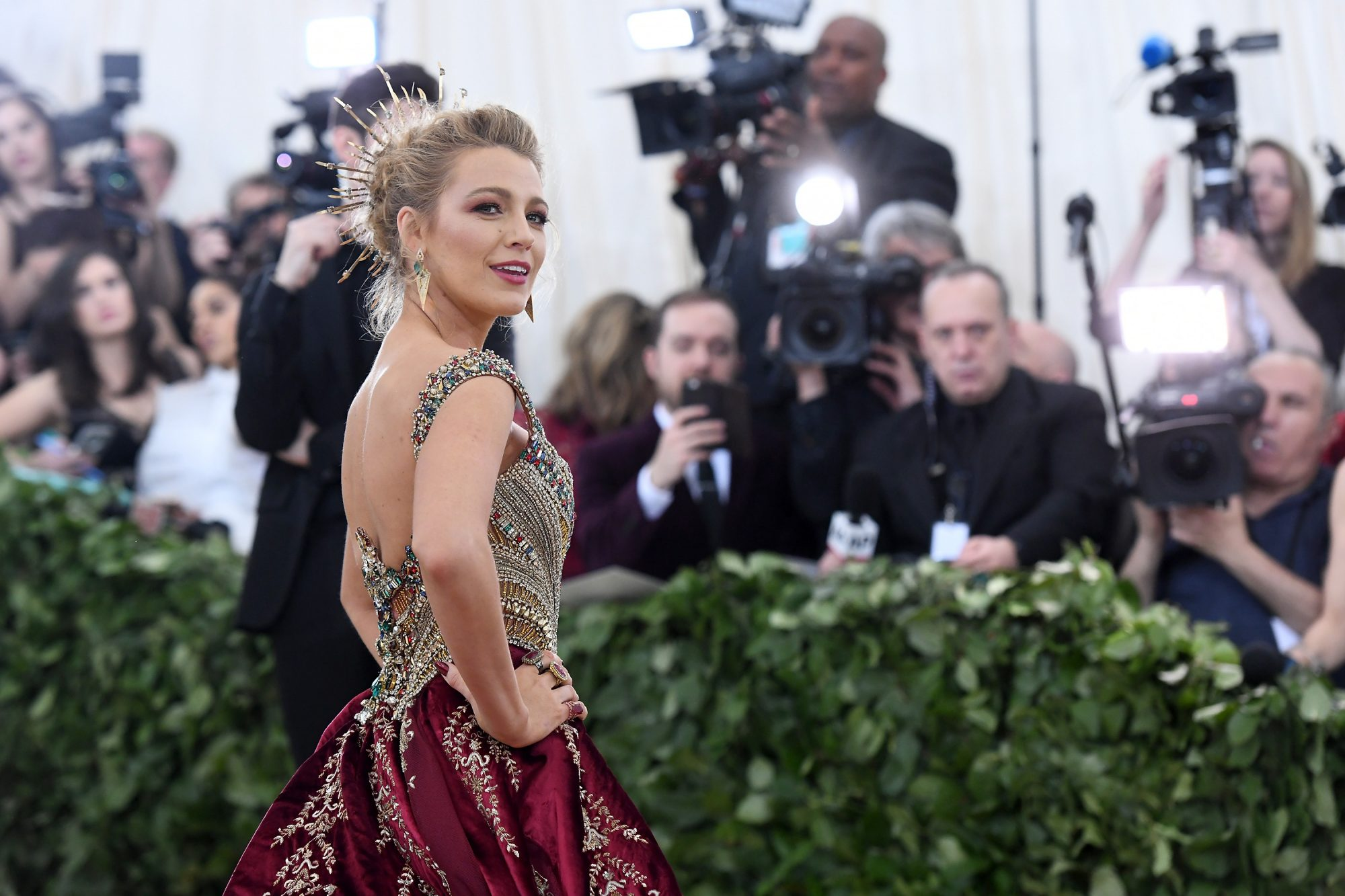 Why Wasn't Blake Lively at the Met Gala?