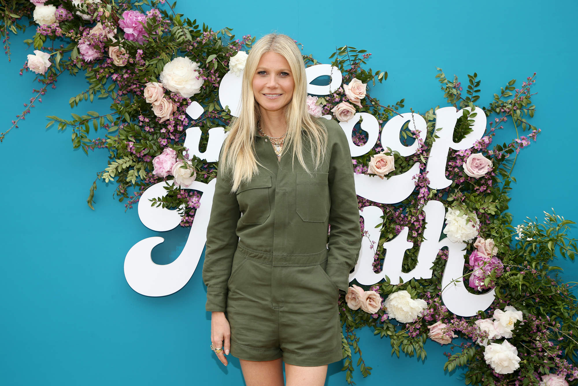 Gwyneth Paltrow is a Great Actress, but Maybe She's a Better Event Planner