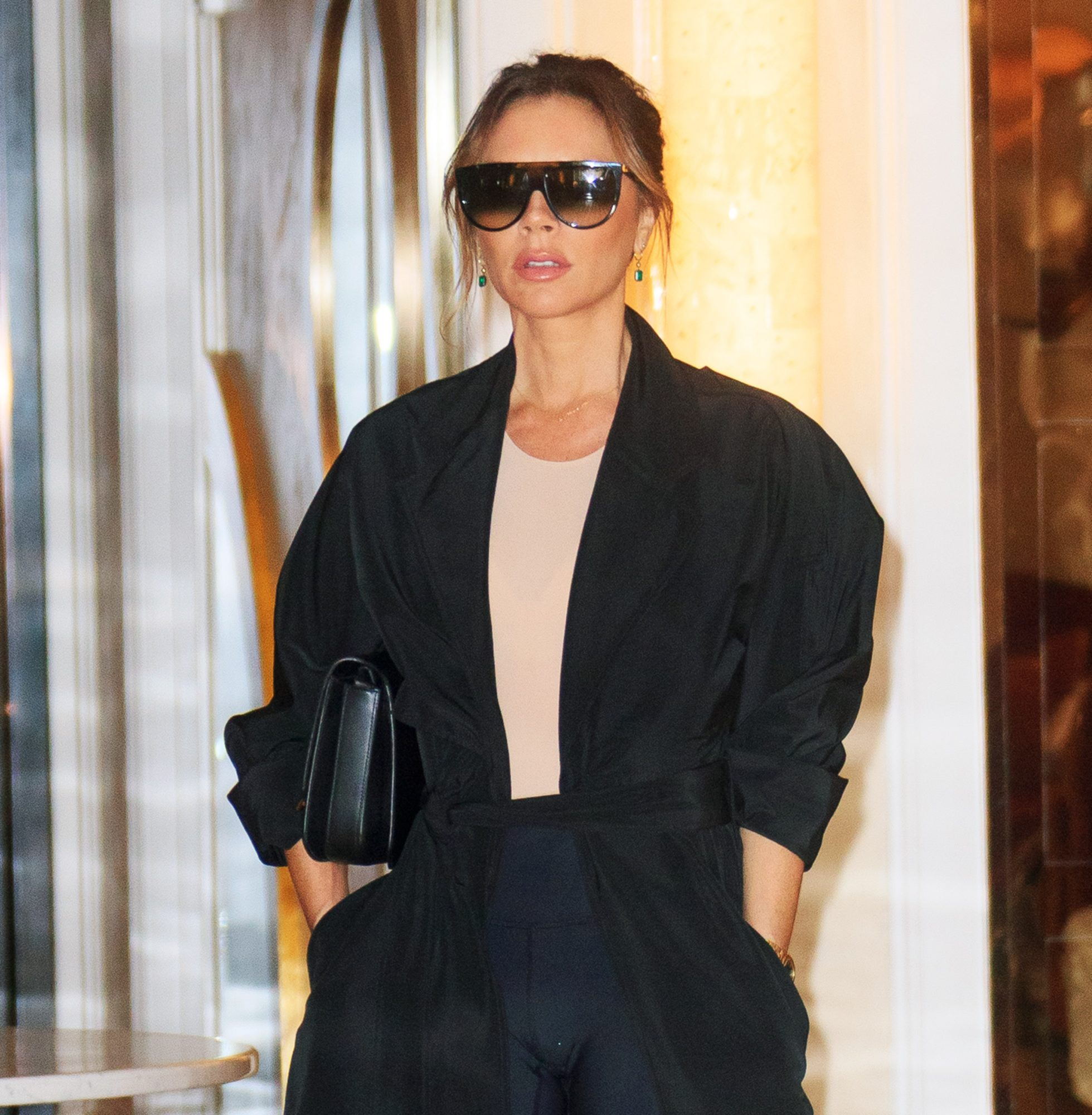 Victoria Beckham Just Designed the Coolest Pair of White Sneakers